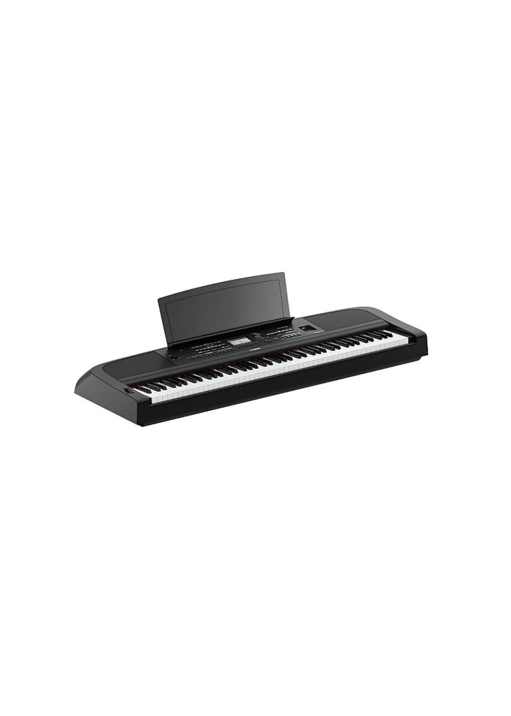 Yamaha Yamaha DGX670B Portable Grand Piano
