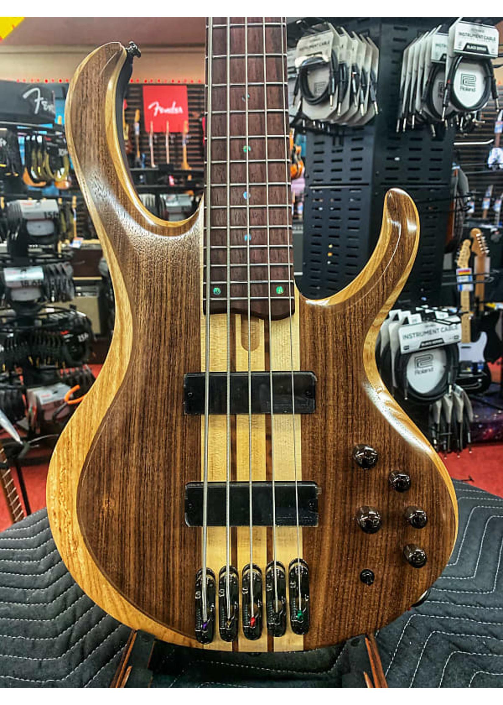 Ibanez Ibanez Standard BTB745 Bass Guitar - Natural Low Gloss