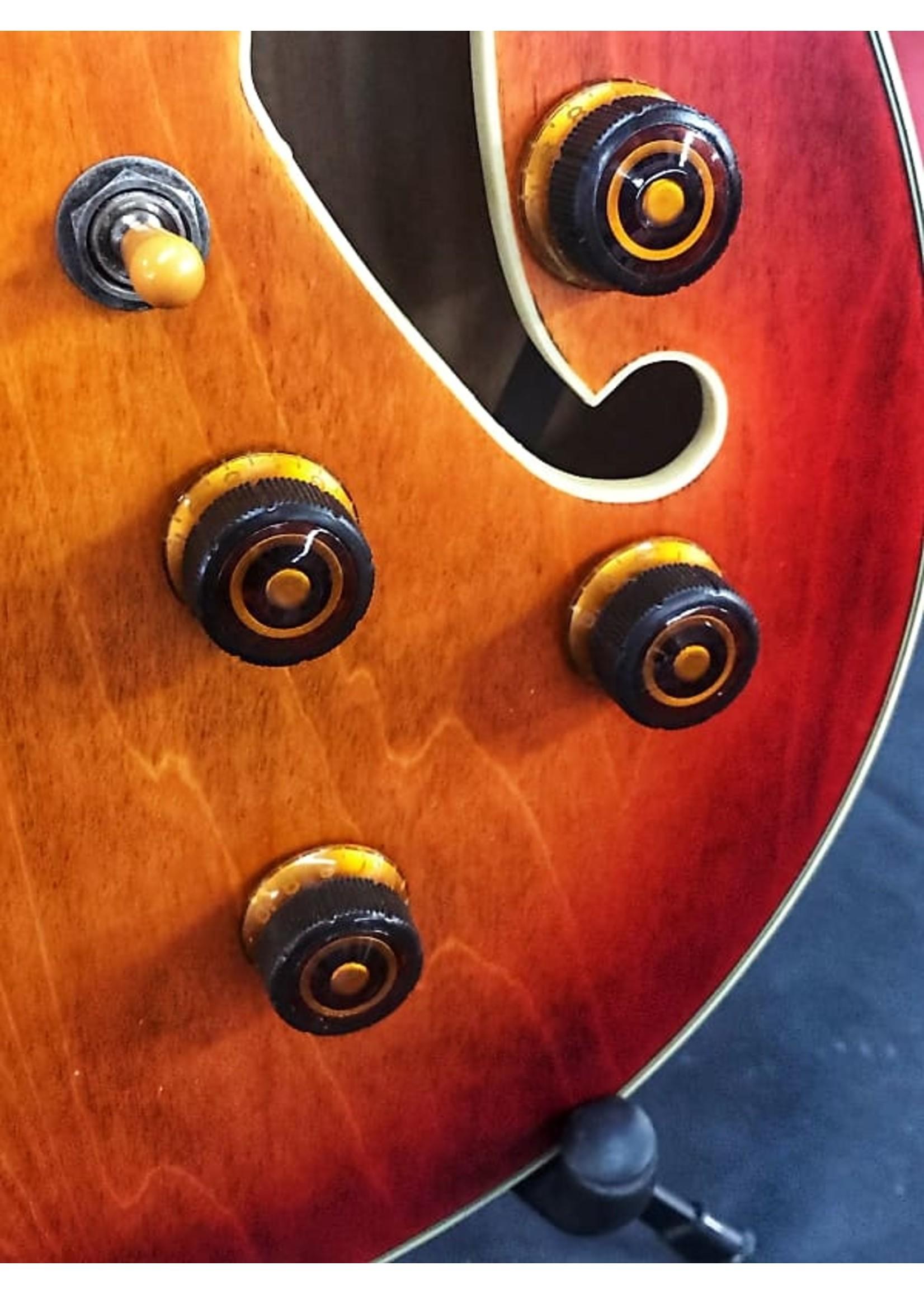 Ibanez Ibanez ASV73-VAL Vintage Amber Burst Low Gloss
