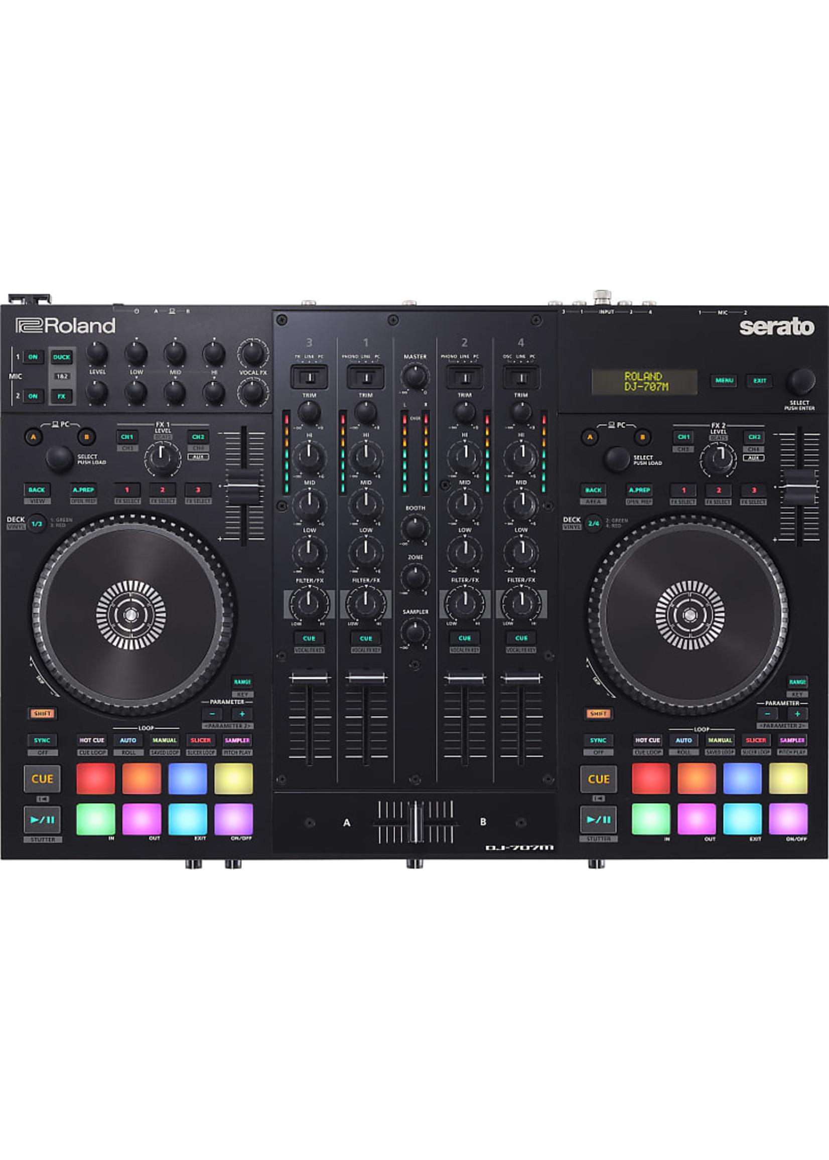 Roland Roland DJ-707M DJ Controller