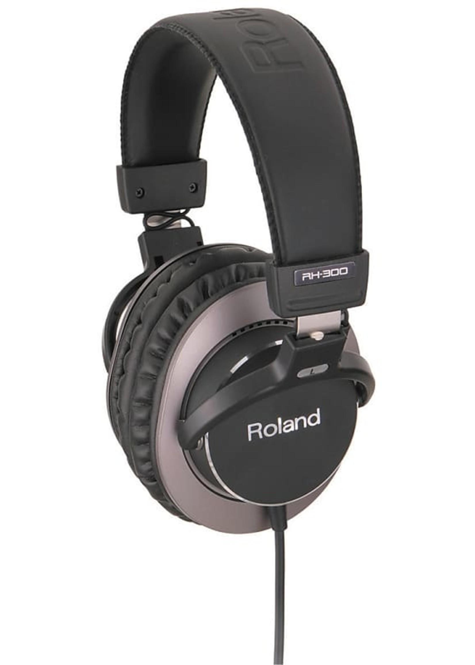 Roland Roland RH-300 Closed-Back Studio Headphones