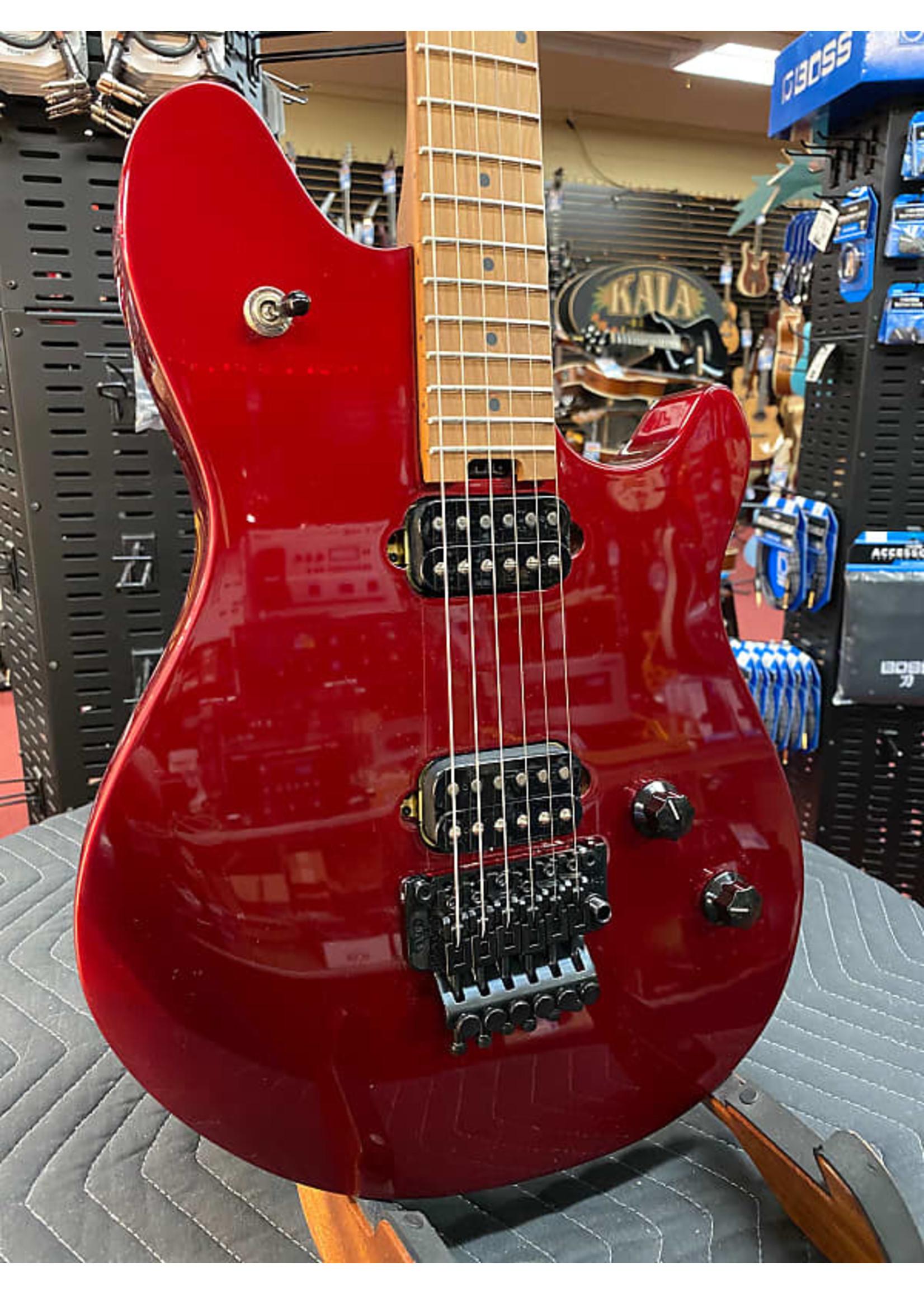 EVH EVH Wolfgang® WG Standard, Baked Maple Fingerboard, Stryker Red