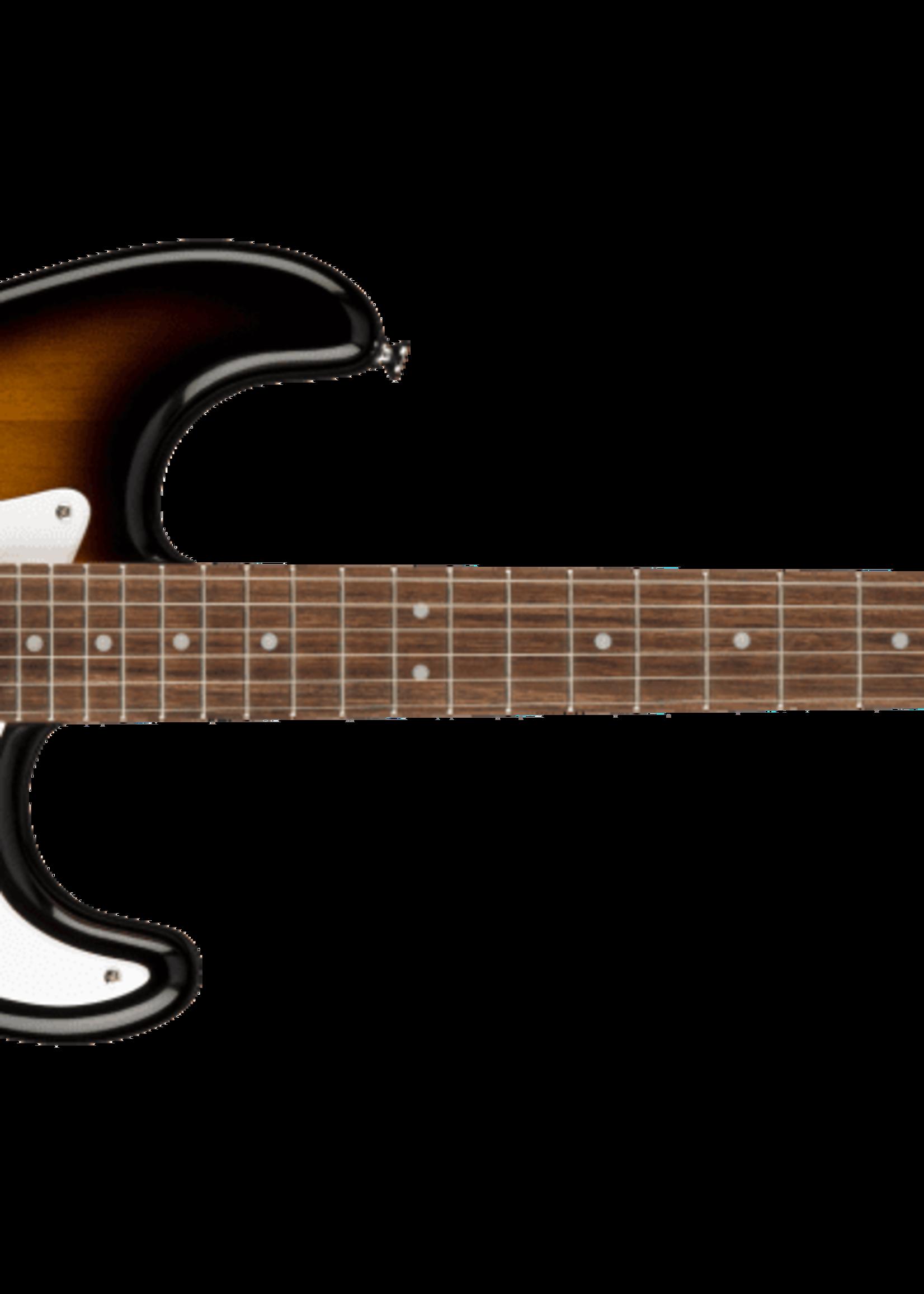 Squier Squier Stratocaster Pack 2 Tone Sunburst