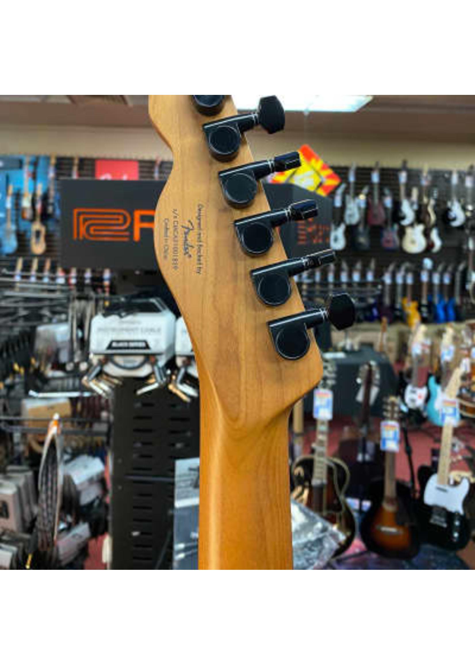 Squier Contemporary Telecaster® RH, Roasted Maple Fingerboard, Gunmetal Metallic