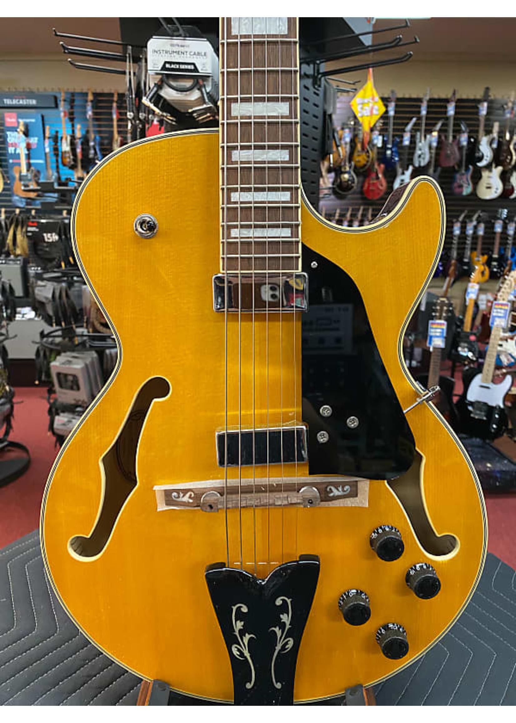 Ibanez Ibanez George Benson Signature GB10EM - Antique Amber