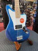 Squier Affinity Series™ Jaguar® Bass H, Maple Fingerboard, White Pickguard, Lake Placid Blue
