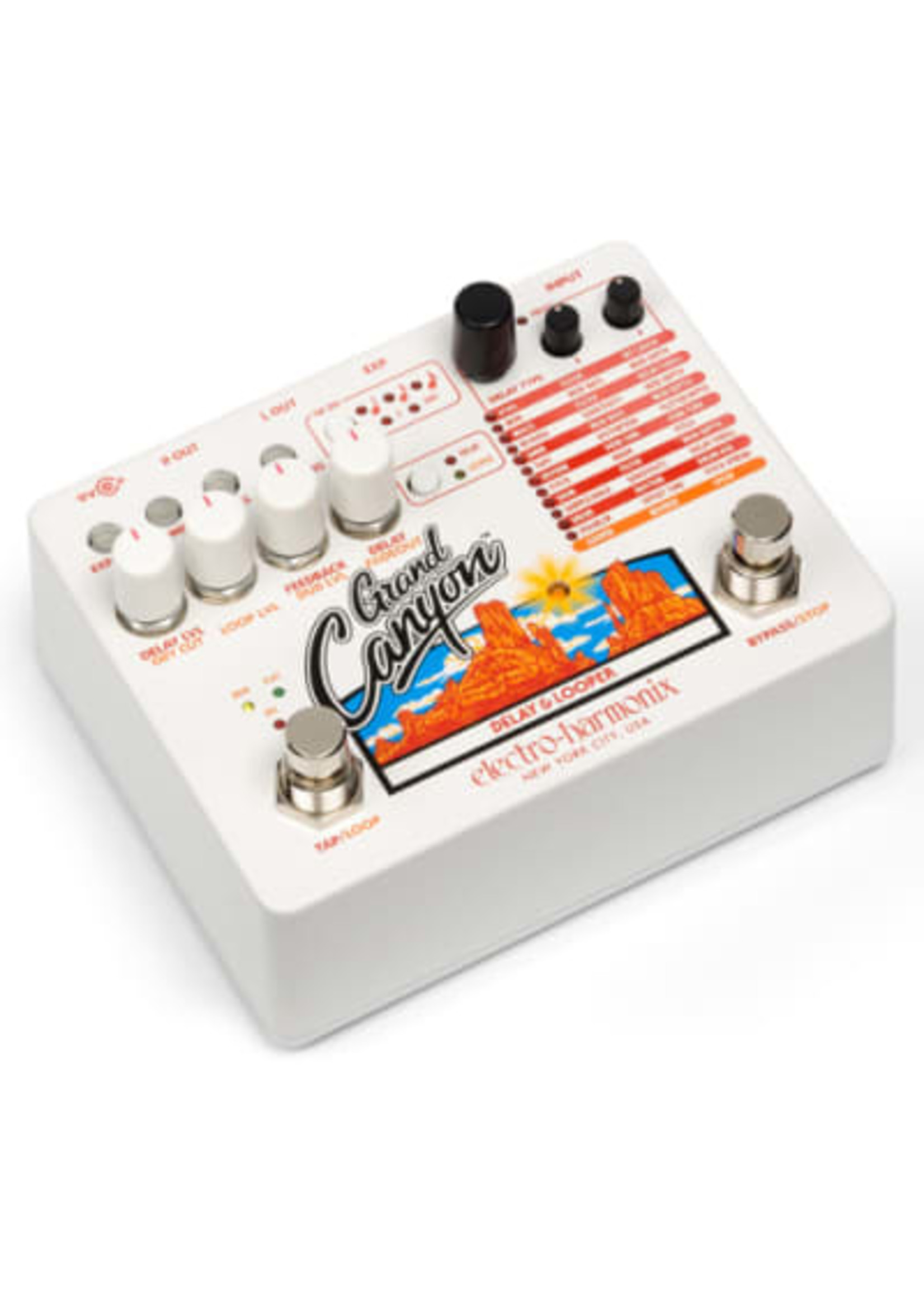 Electro-Harmonix Electro-Harmonix Grand Canyon Looper-Delay