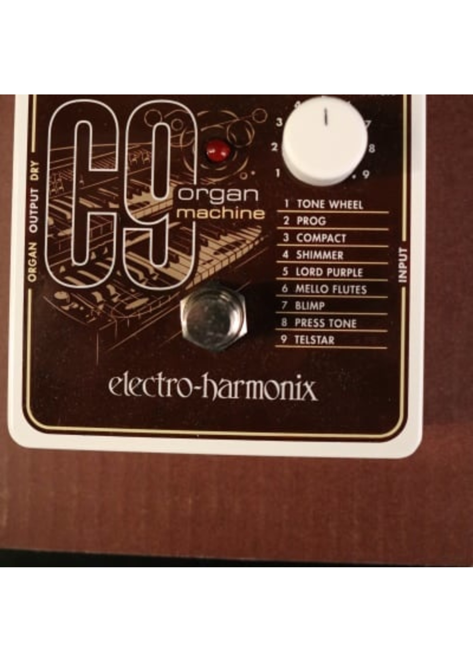 Electro-Harmonix Electro-Harmonix C9 Organ Machine
