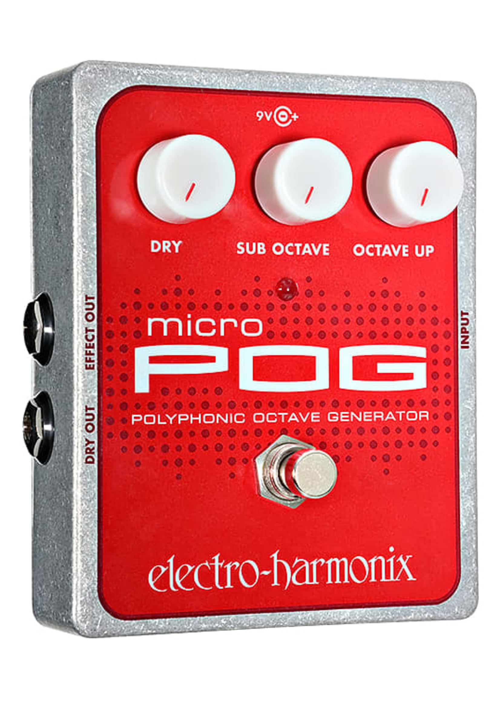 Electro-Harmonix Electro-Harmonix Micro POG Polyphonic Octave Generator