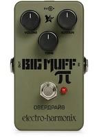 Electro-Harmonix Electro-Harmonix Green Russian Big Muff Distortion Pedal