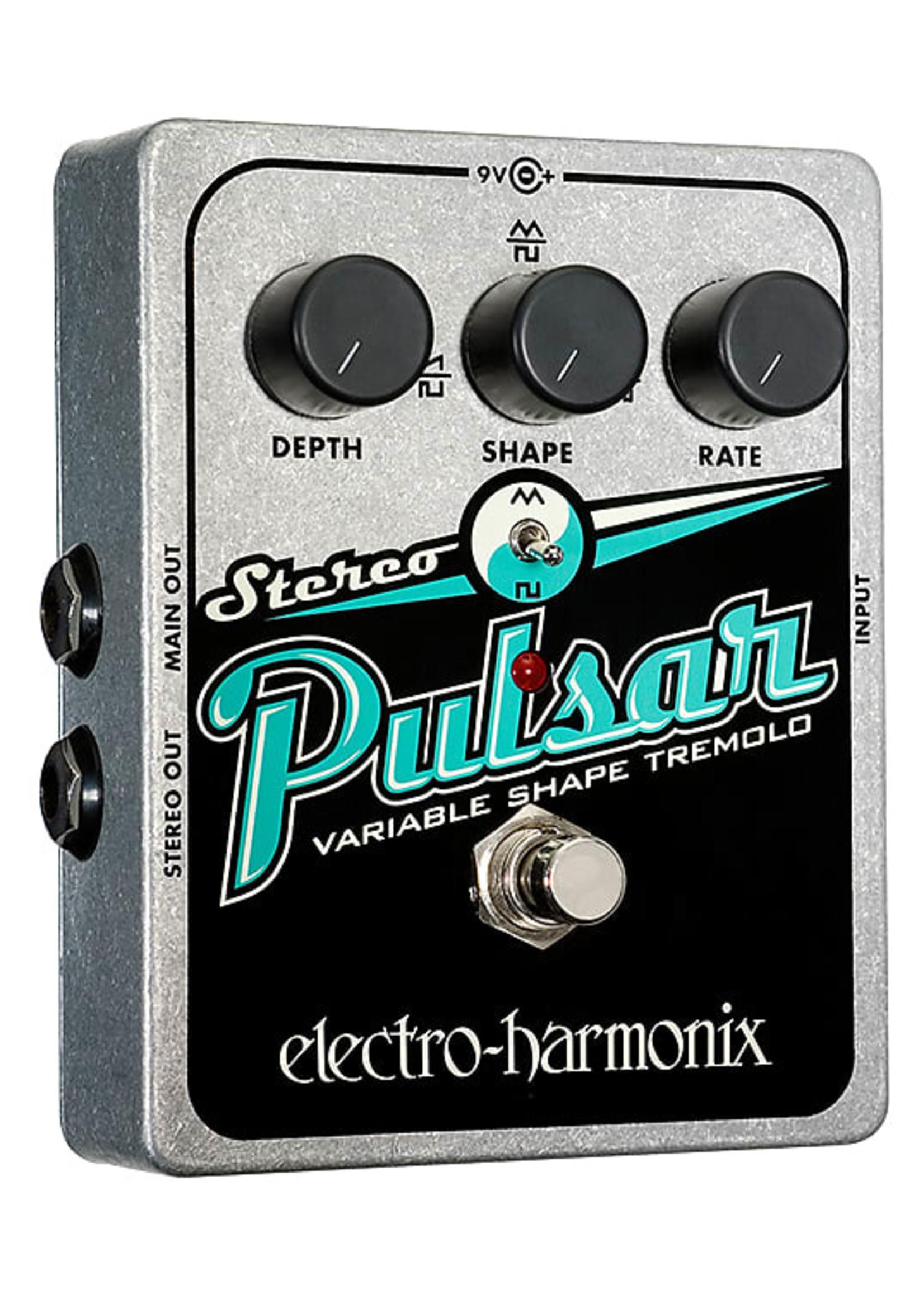 Electro-Harmonix Electro-Harmonix Stereo Pulsar Analog Tremolo