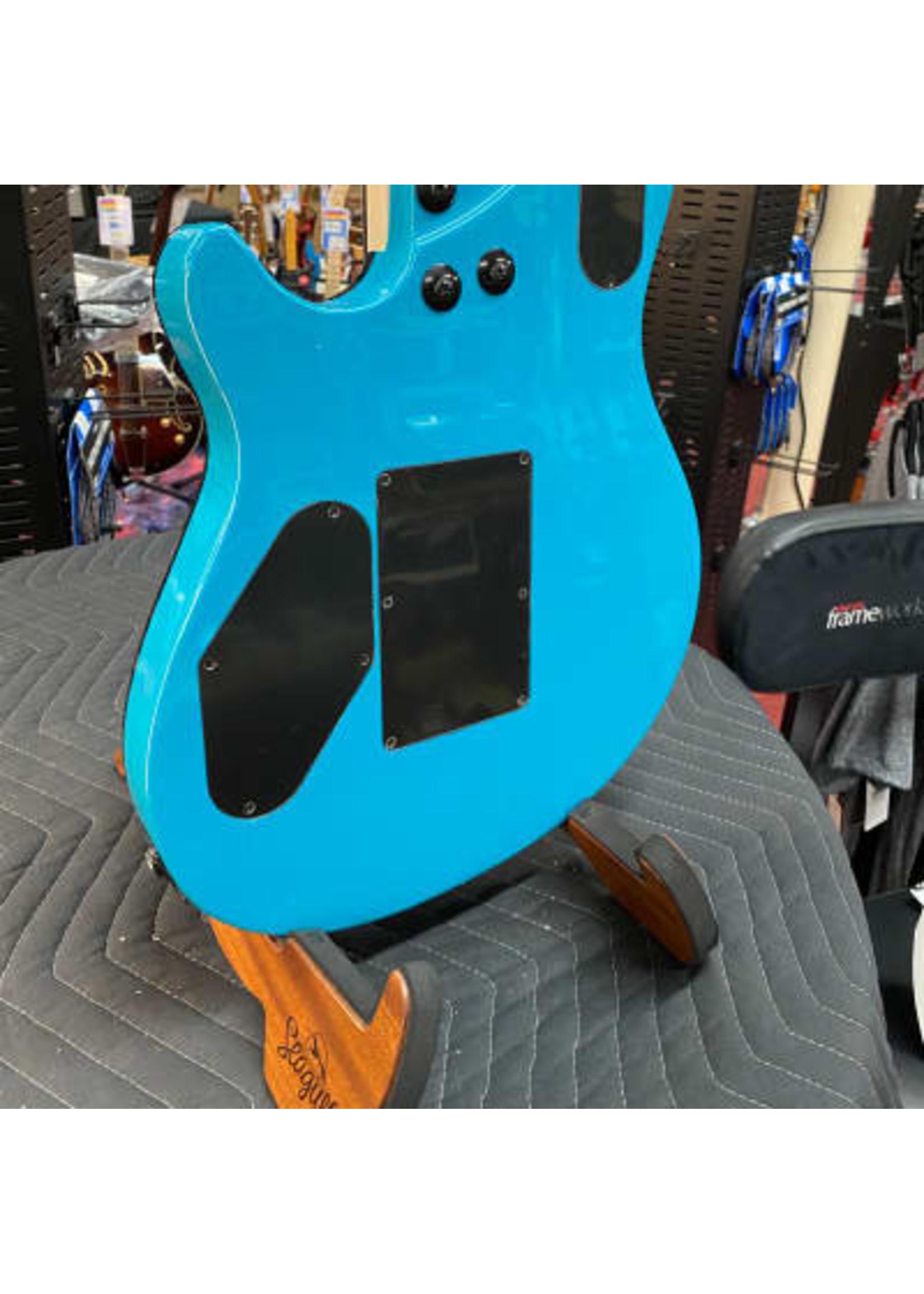 EVH EVH Wolfgang® Special, Ebony Fingerboard, Miami Blue