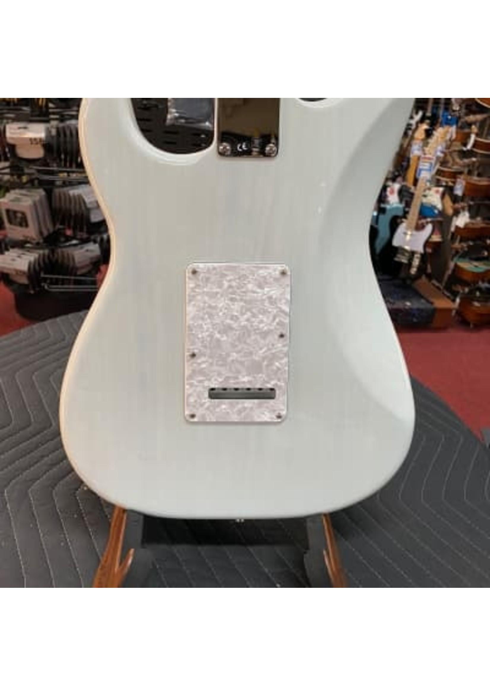 Fender Kenny Wayne Shepherd Stratocaster®, Rosewood, Transparent Faded Sonic Blue