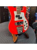 Yamaha X Series Concert™ Bass CBXNT DX IV, Laurel Fingerboard, Rocket Red