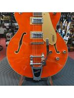 Gretsch Gretsch G5622T Electromatic Center Block Double-Cut Electric Guitar - Orange Stain