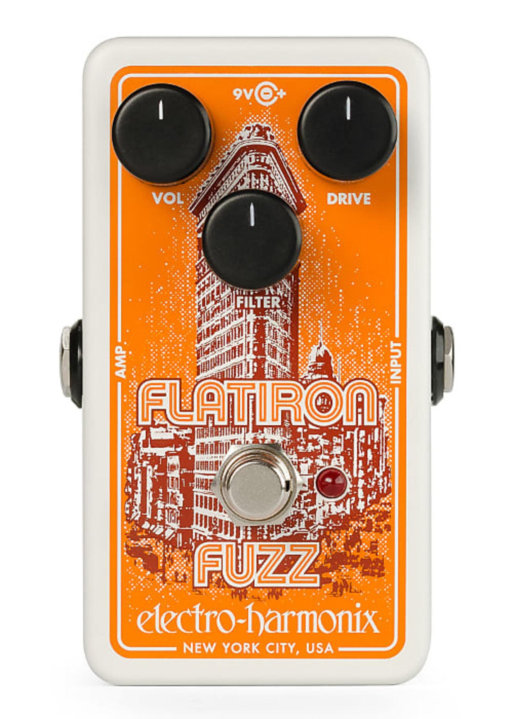 Gretsch Electro-Harmonix Flatiron Fuzz Pedal