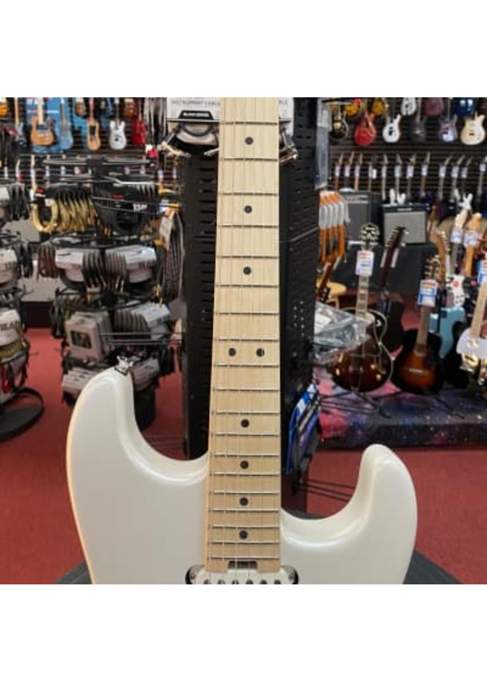 Charvel Charvel Pro-Mod San Dimas Style 1 HSS FR Electric Guitar - Blizzard Pearl