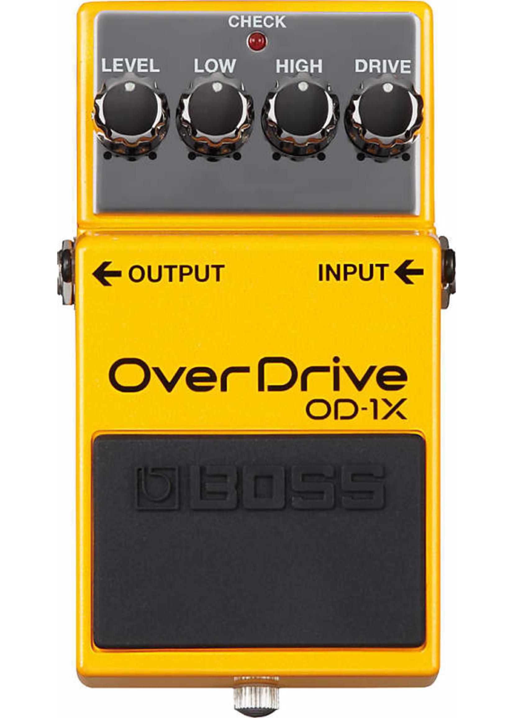 Boss Boss OD-1X Overdrive