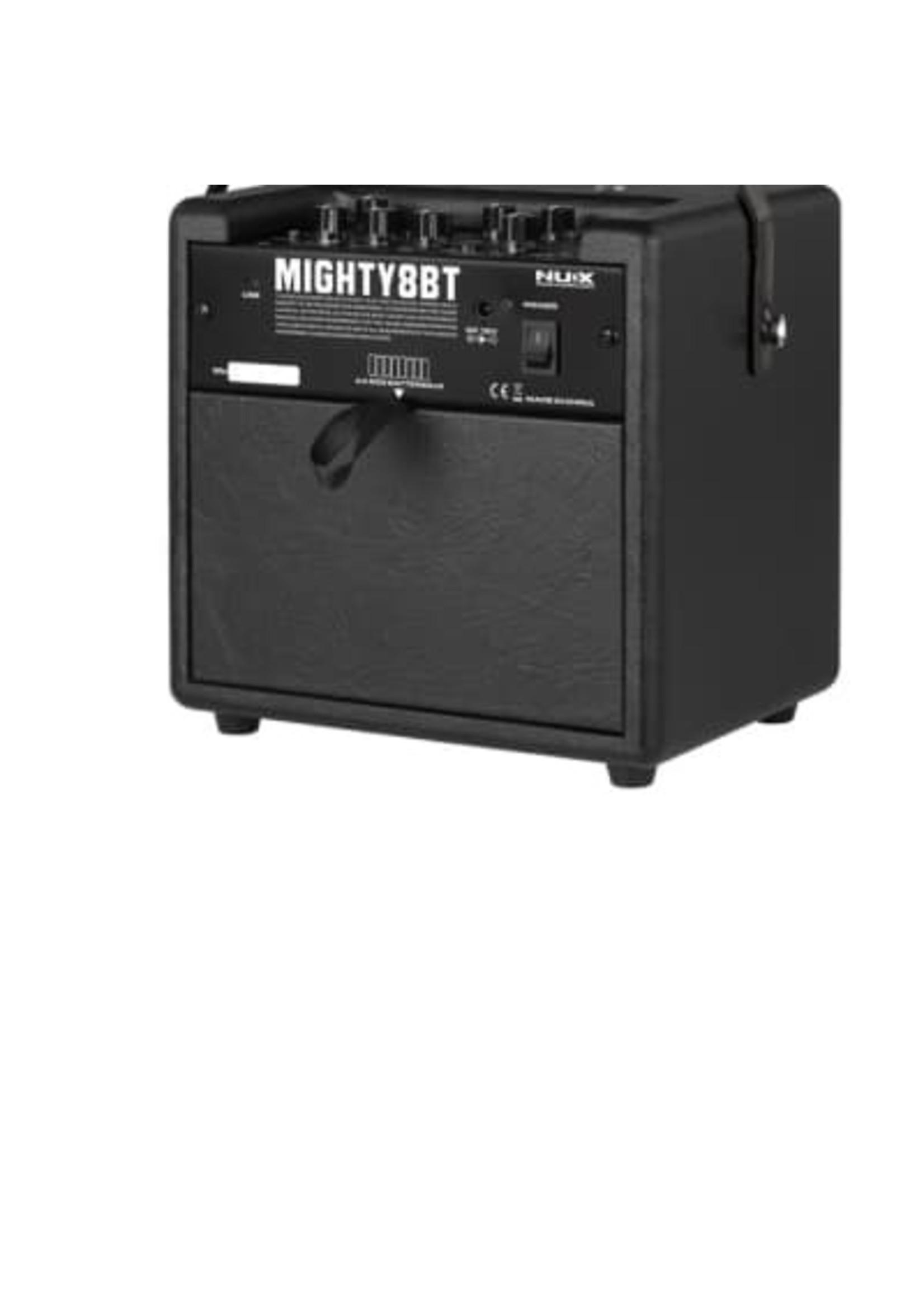 NuX NuX Mighty 8BT Guitar Amplifier