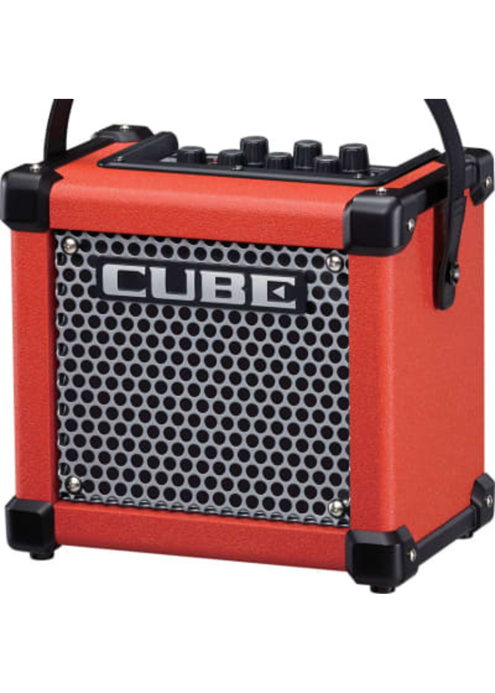 Roland Roland M-CUBE-GXR Micro Cube Guitar Amp Red