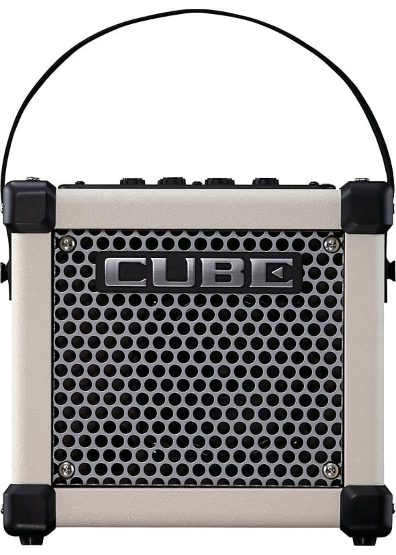 Roland Roland M-CUBE-GXW Micro Cube Guitar Amp White