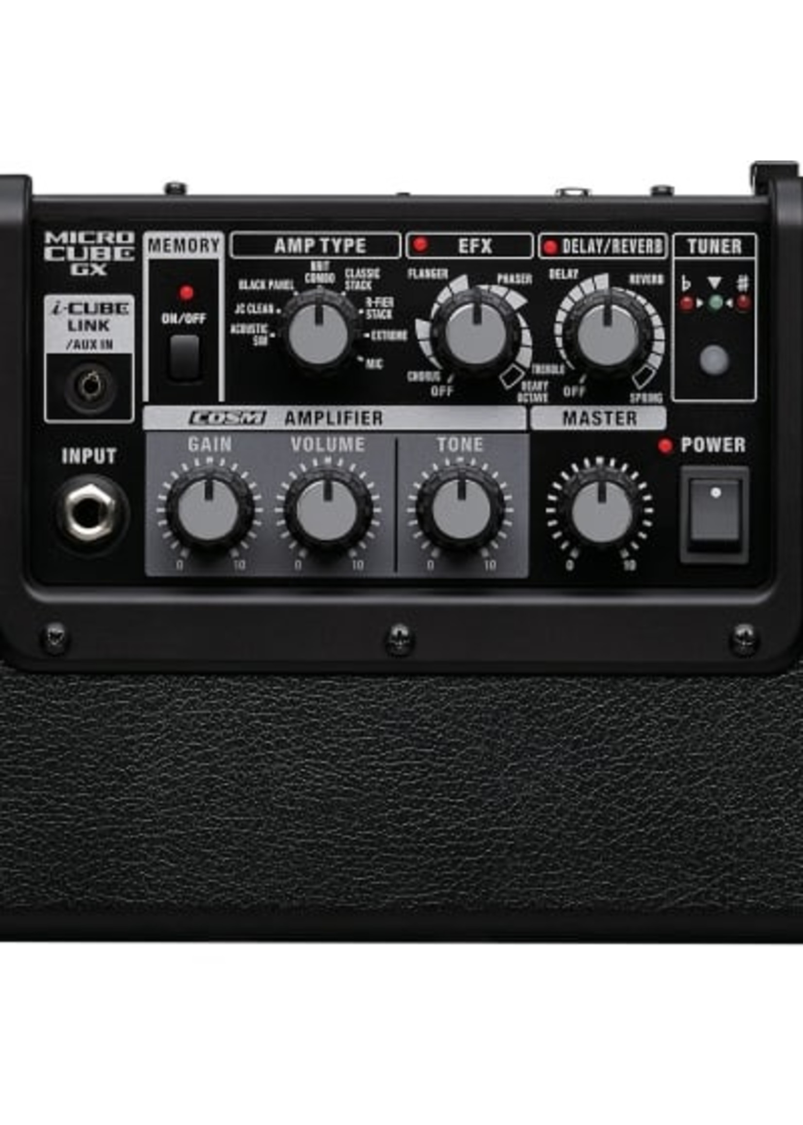 Roland Roland M-CUBE-GX Micro Cube Guitar Amp Black