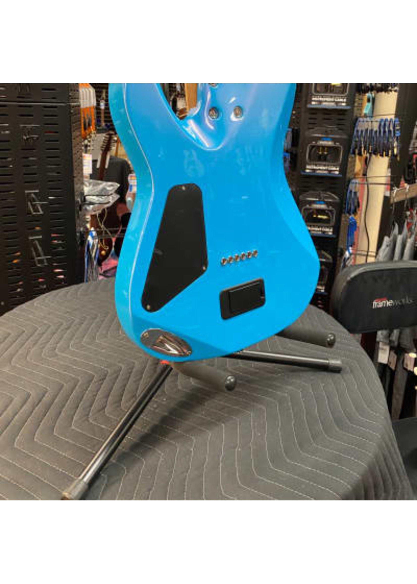 Charvel Charvel Pro-Mod So-Cal Style 2 24 HH HT CM, Caramelized Maple Fingerboard, Robin's Egg Blue