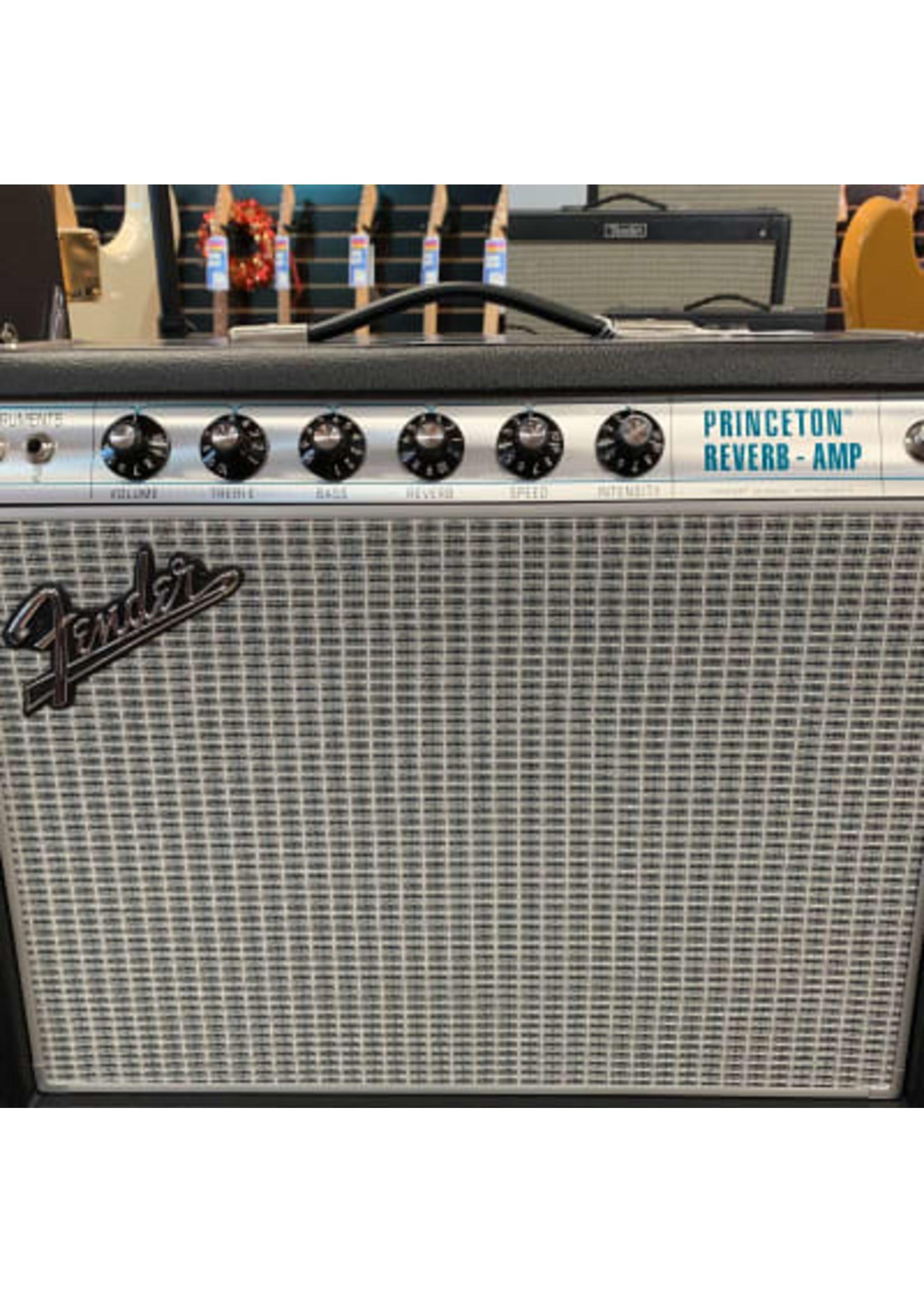 "Fender Fender '68 Custom Princeton Reverb-Amp 12-Watt 1x10"""