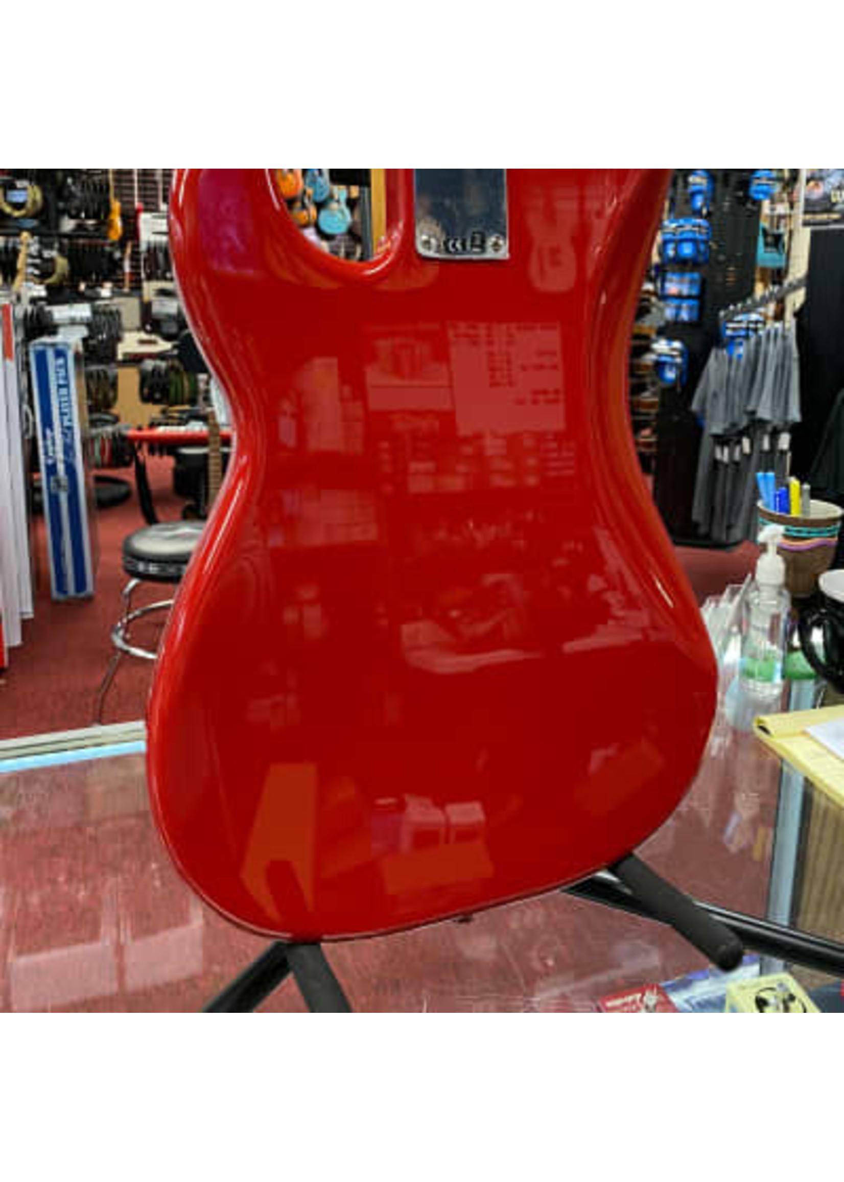 Fender Fender Vintera® '50s Precision Bass®, Maple Fingerboard, Dakota Red