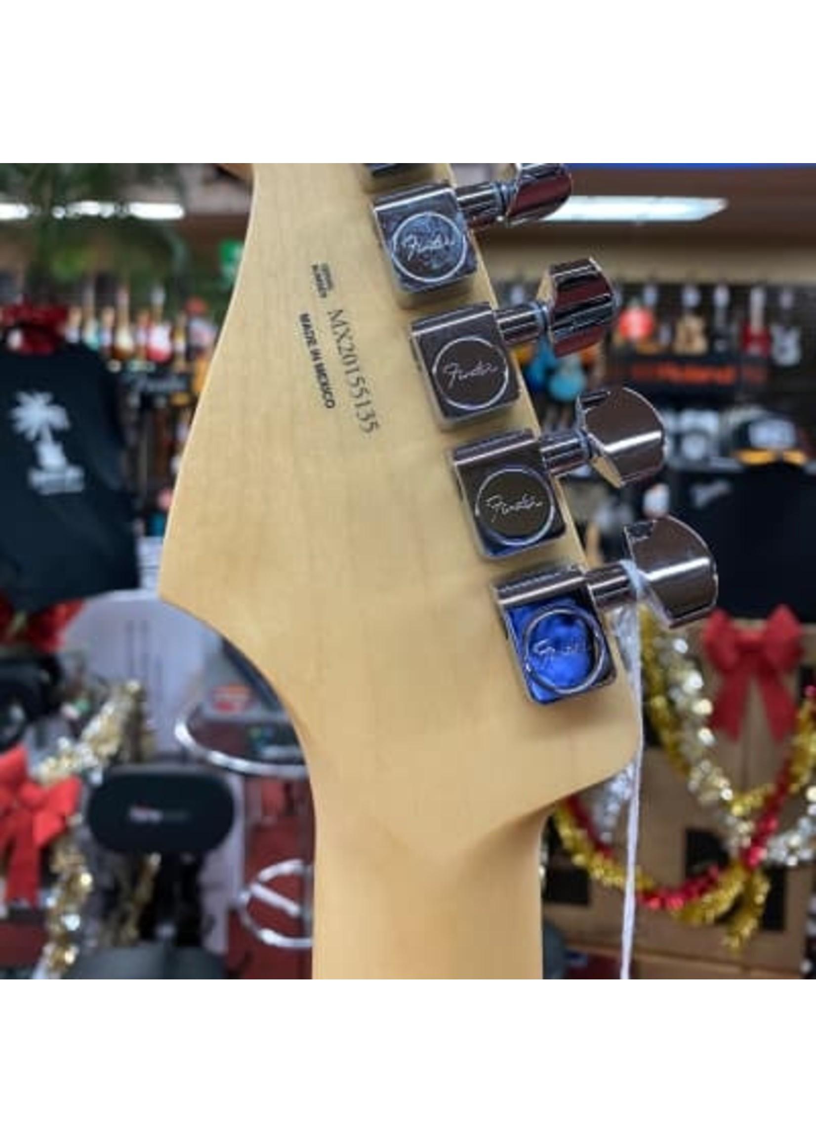 Fender Fender Players Stratocaster Silver