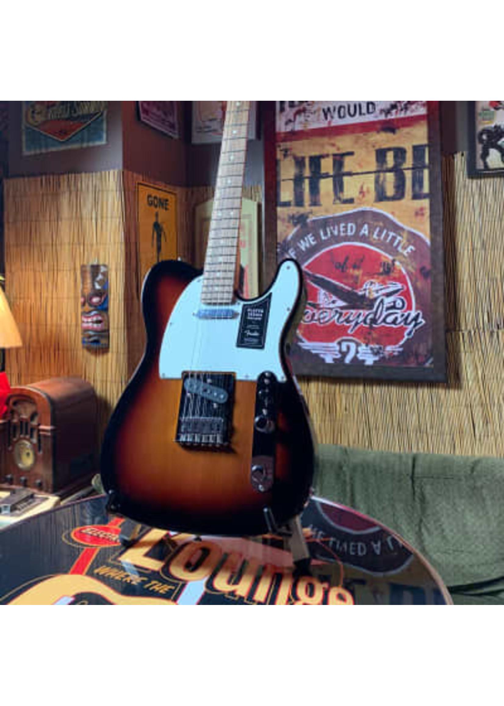 Fender Fender Player Telecaster W/ Pau Ferro Fingerboard in 3-Color Sunburst