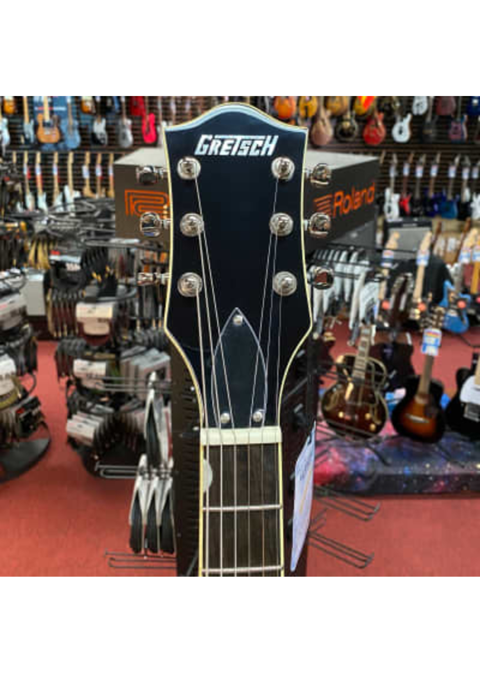 Gretsch Gretsch G5622 Electromatic Center Block Double-Cut with V-Stoptail Electric Guitar - Bristol Fog