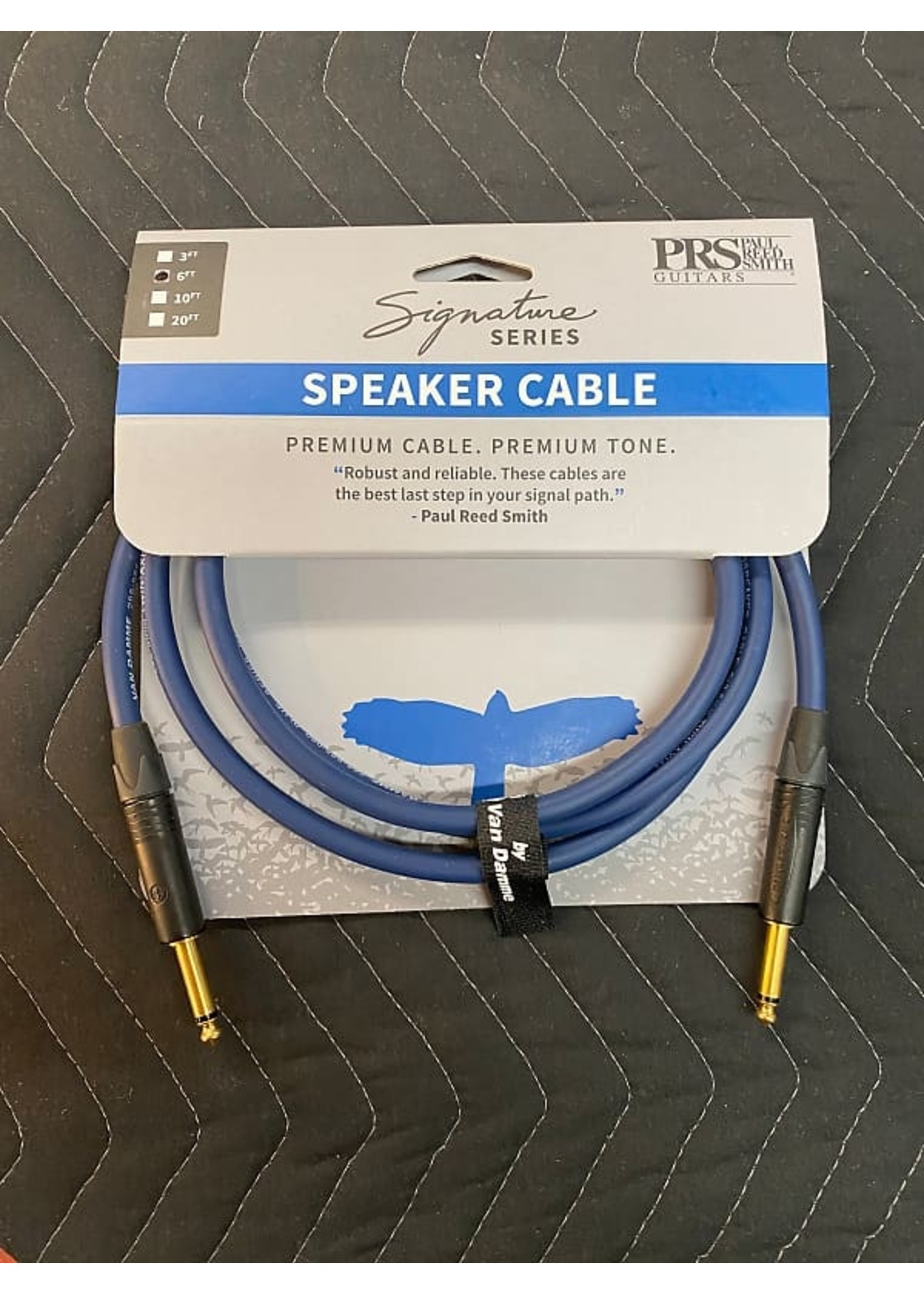 Paul Reed Smith 6ft Signature Speaker Cable