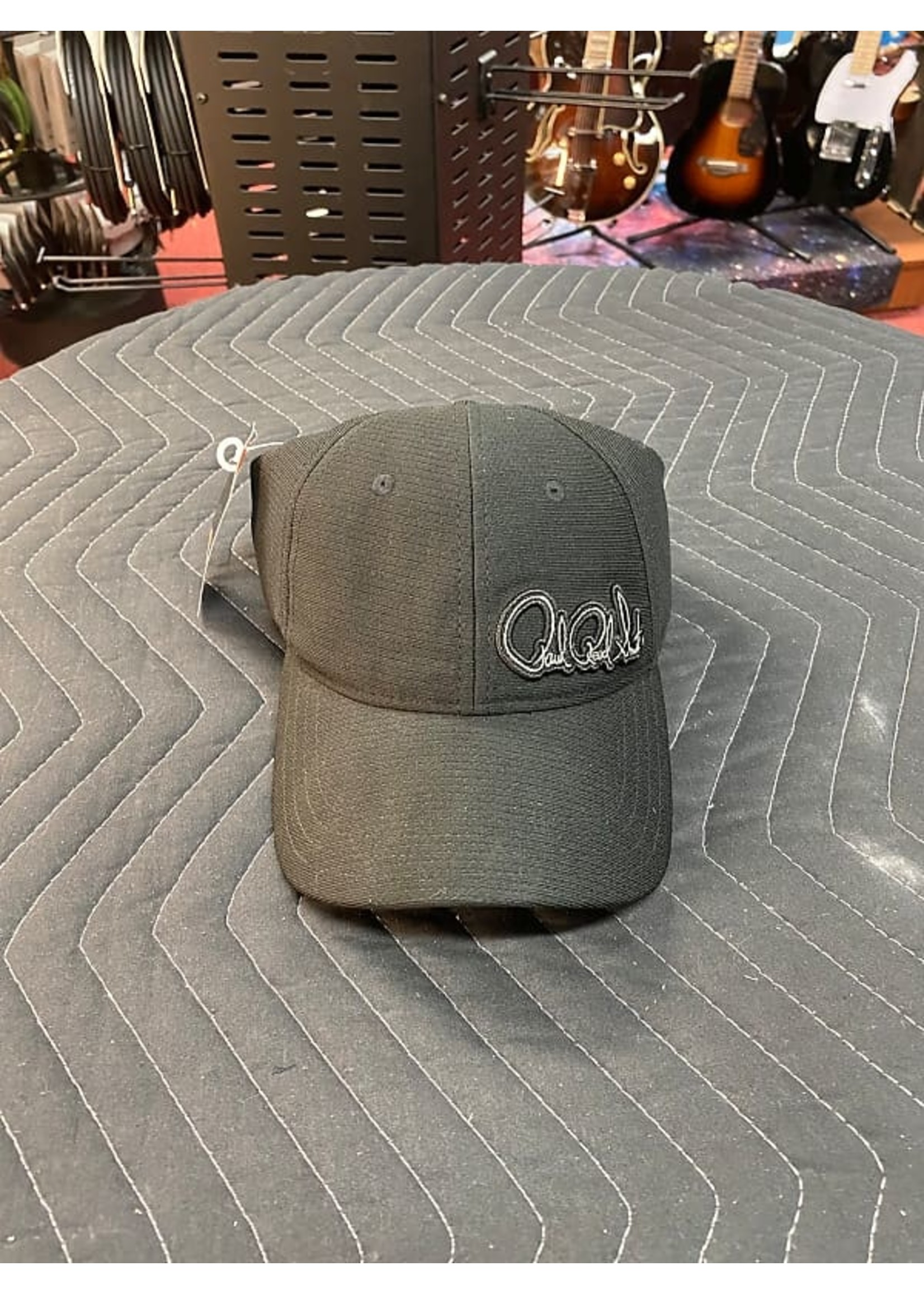 Paul Reed Smith PRS Blackout Baseball Hat