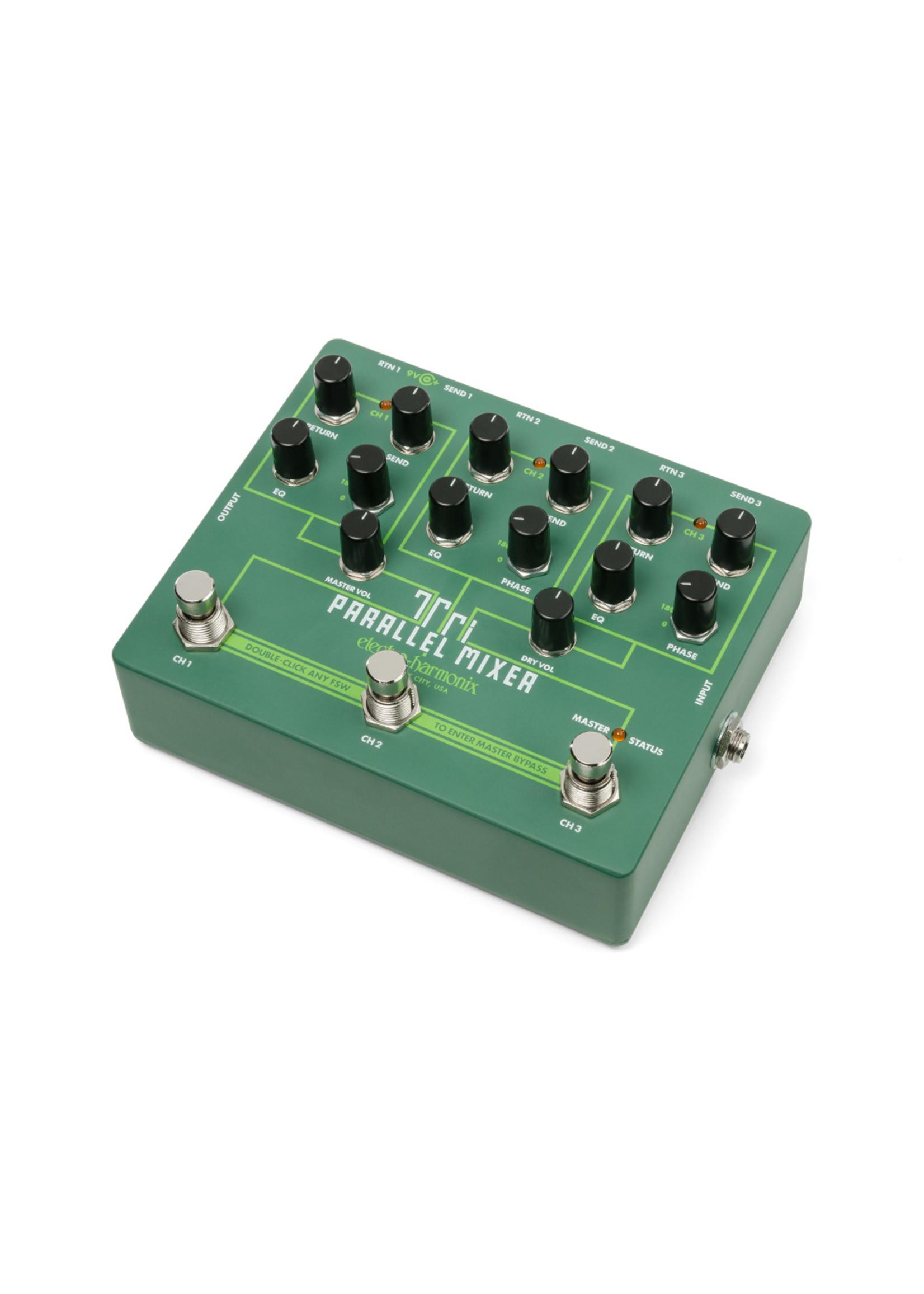 Electro-Harmonix Electro-Harmonix Tri Parallel Mixer