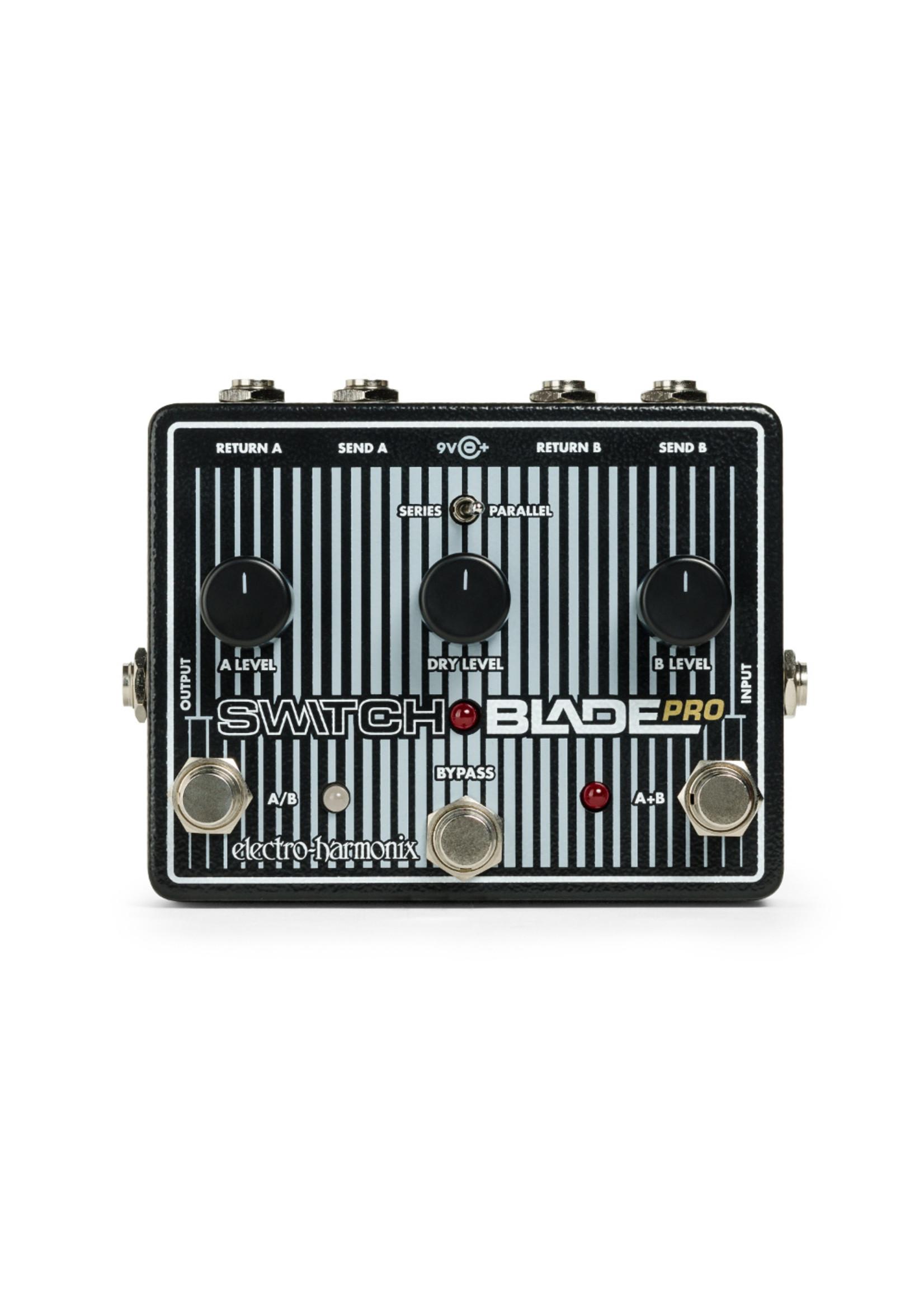 Electro-Harmonix Electro Harmonics Switchblade Pro Deluxe Switcher