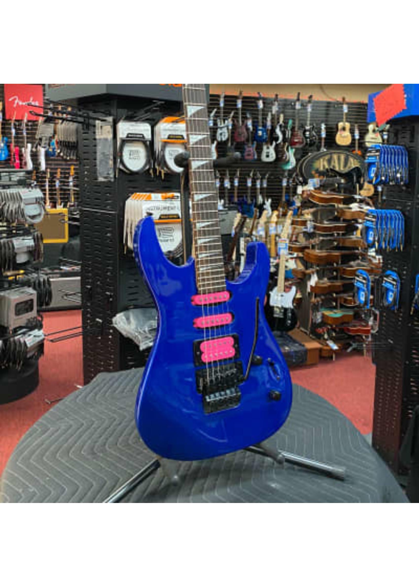 Jackson Jackson X Series Dinky™ DK3XR HSS, Laurel Fingerboard, Cobalt Blue
