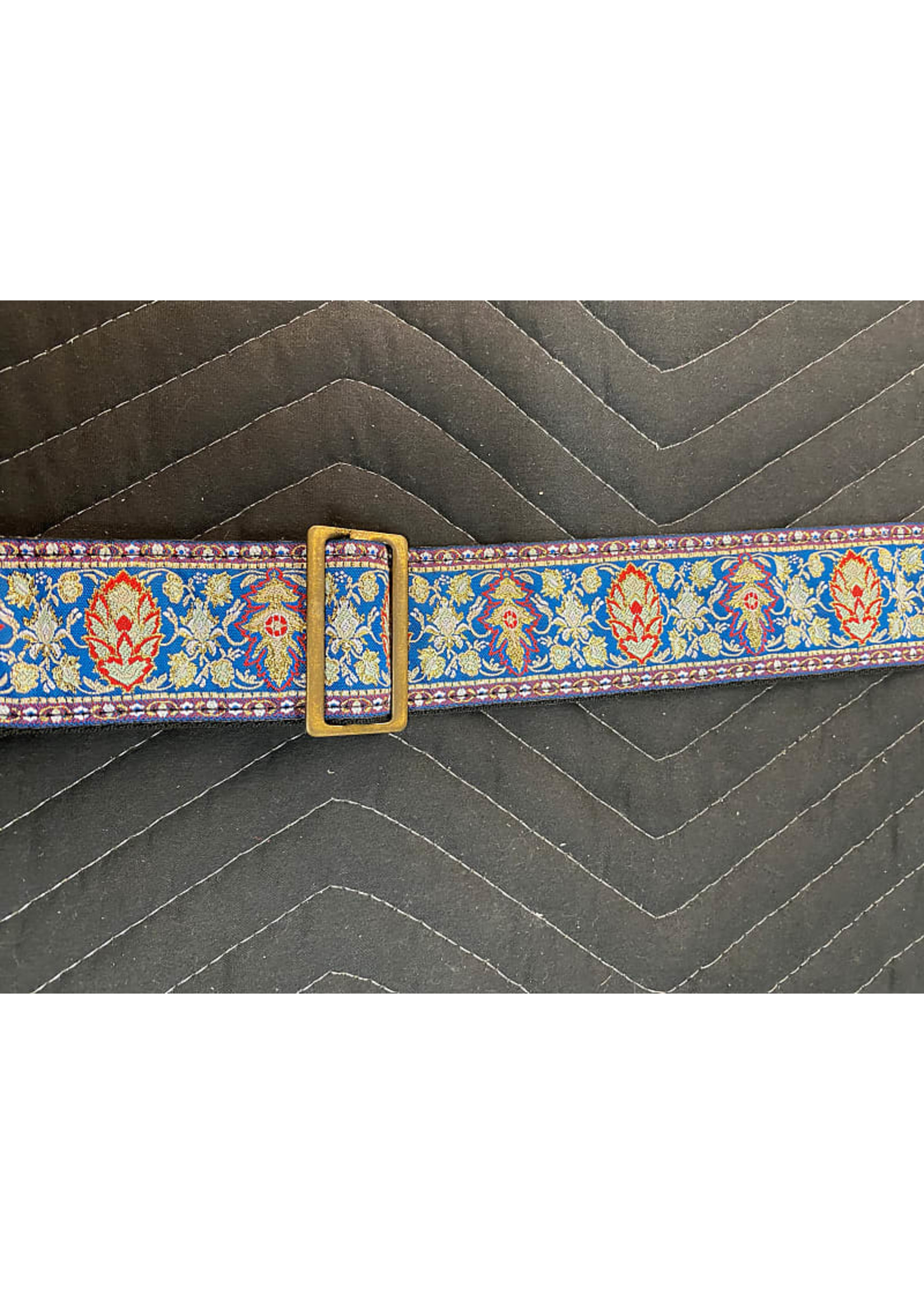 Paul Reed Smith Paul Reed Smith Retro Guitar Strap (Blue)