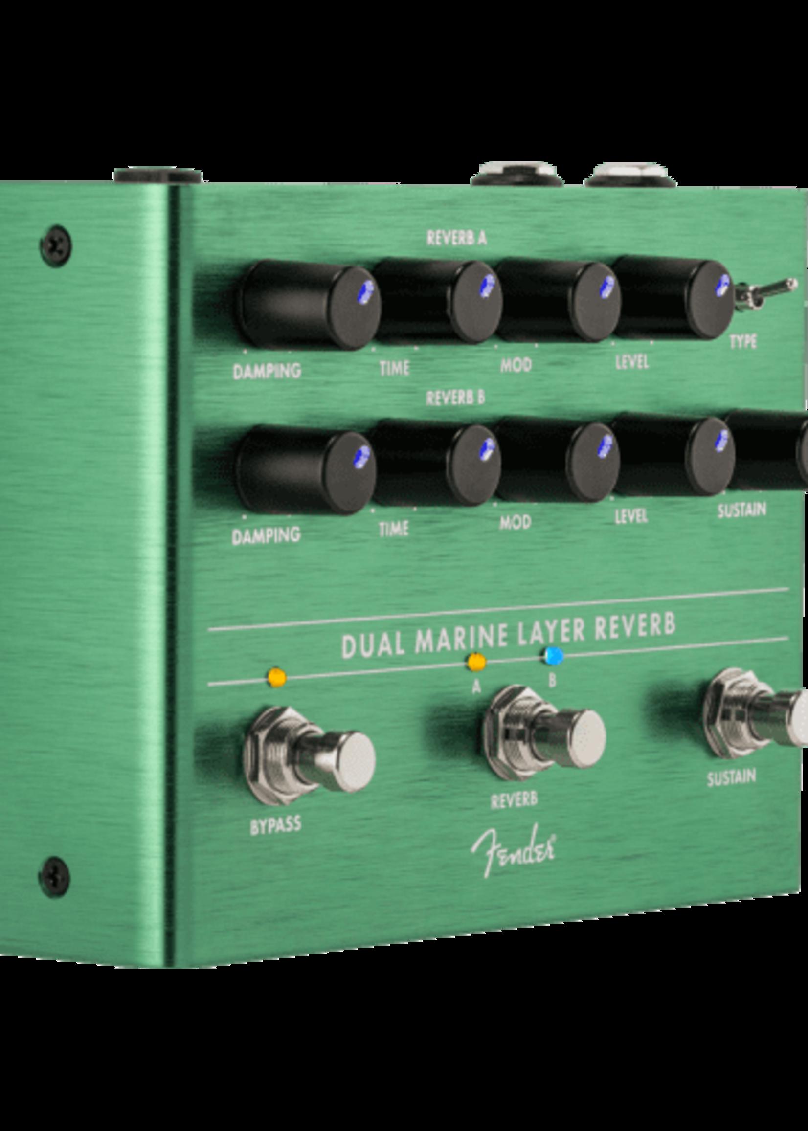 Fender Fender Dual Marine Layer Reverb Pedal