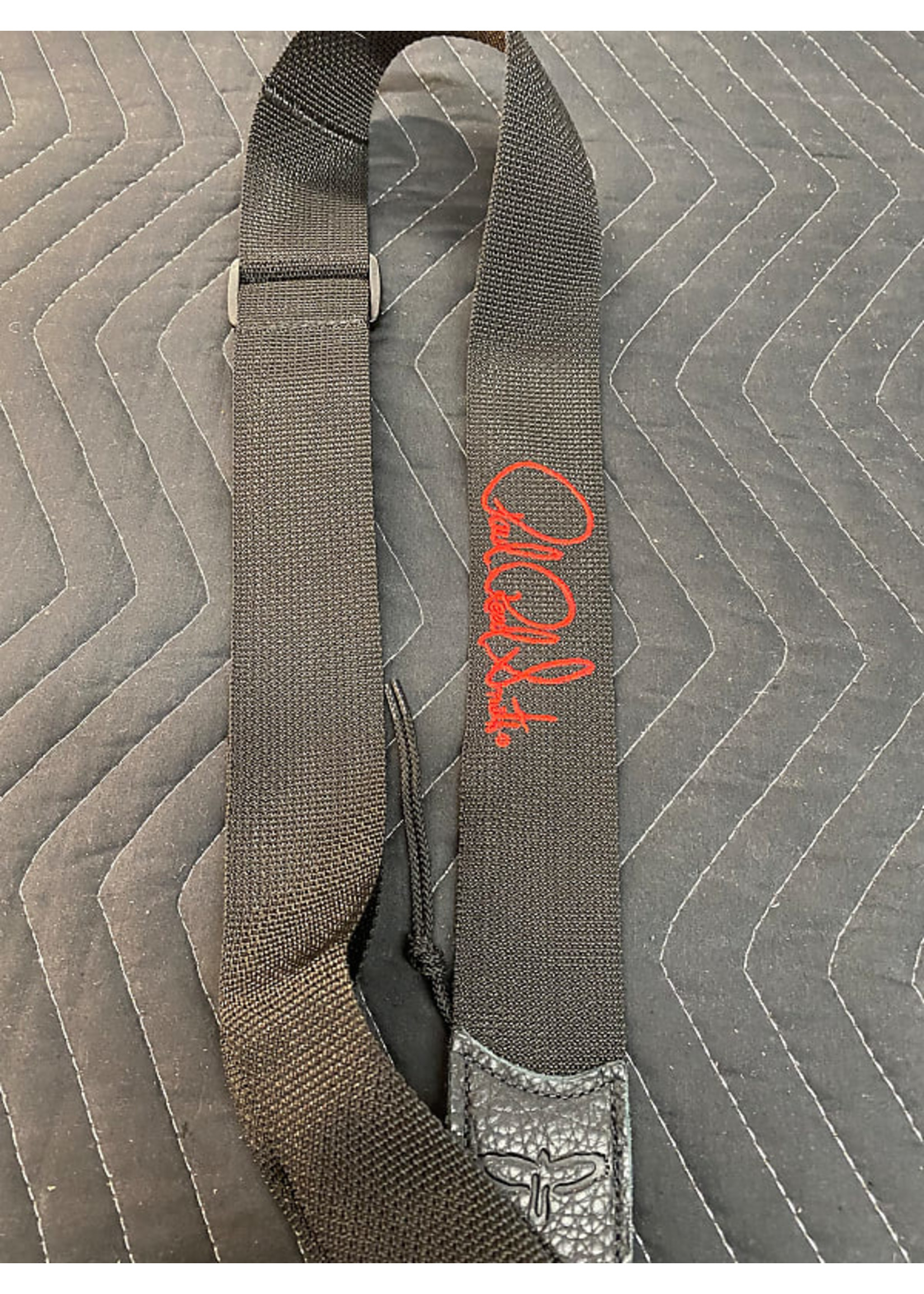 Paul Reed Smith PRS Poly Strap Signature - Black/Red