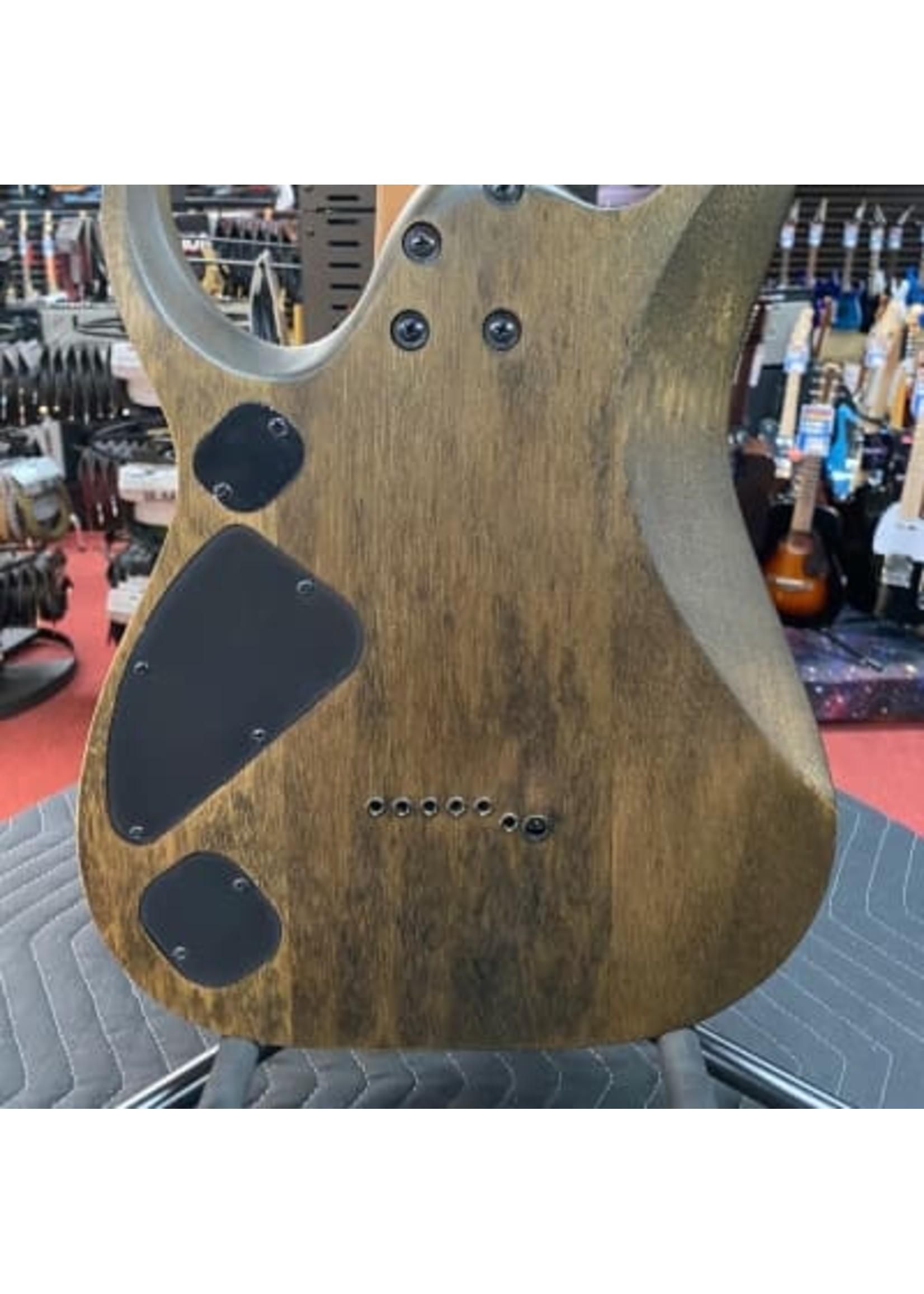 Ibanez Ibanez Standard RGD7521PB Electric Guitar - Deep Seafloor Fade Flat