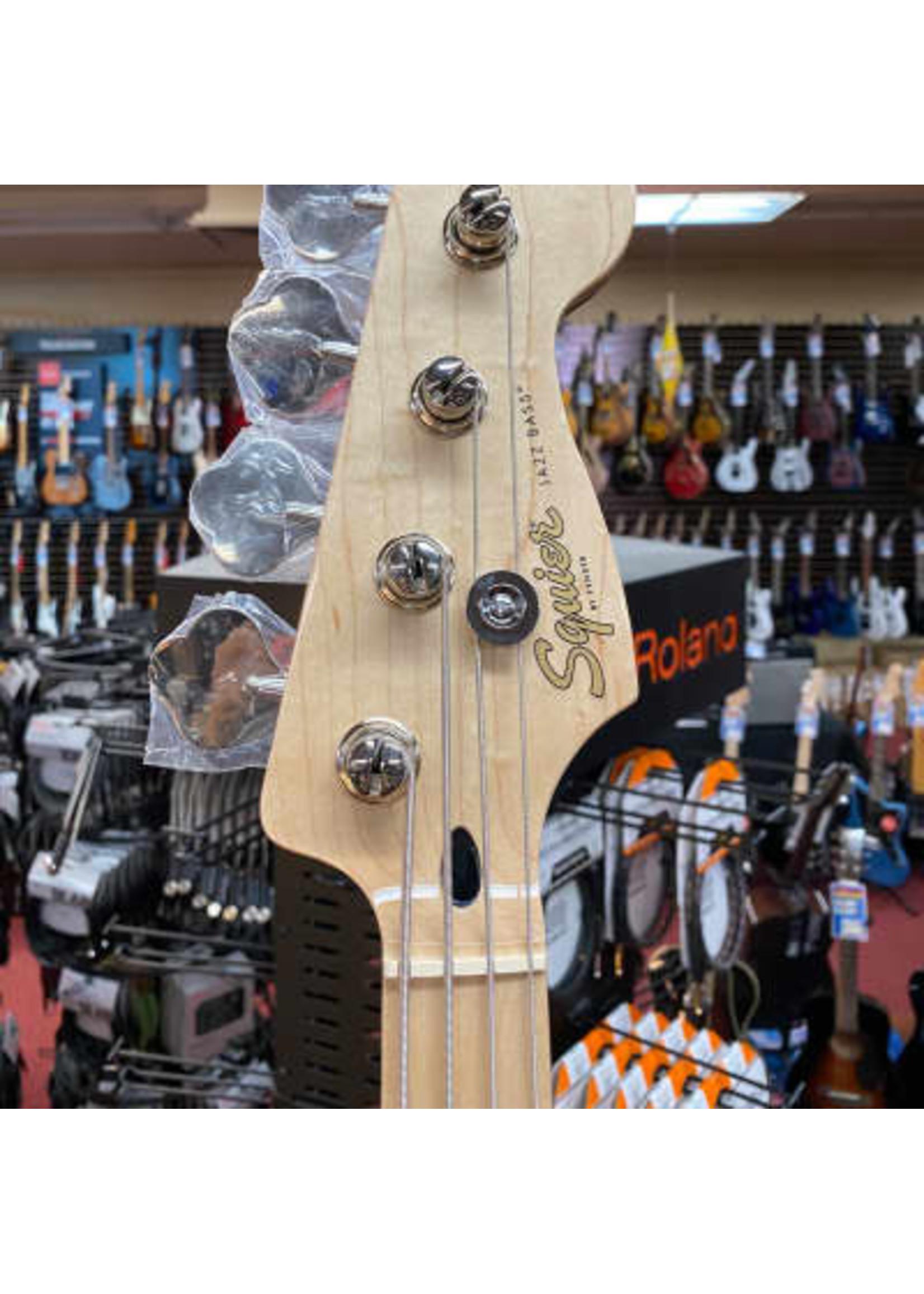 Squier Squier Paranormal Jazz Bass® '54, Maple Fingerboard, Tortoiseshell Pickguard, 3-Color Sunburst