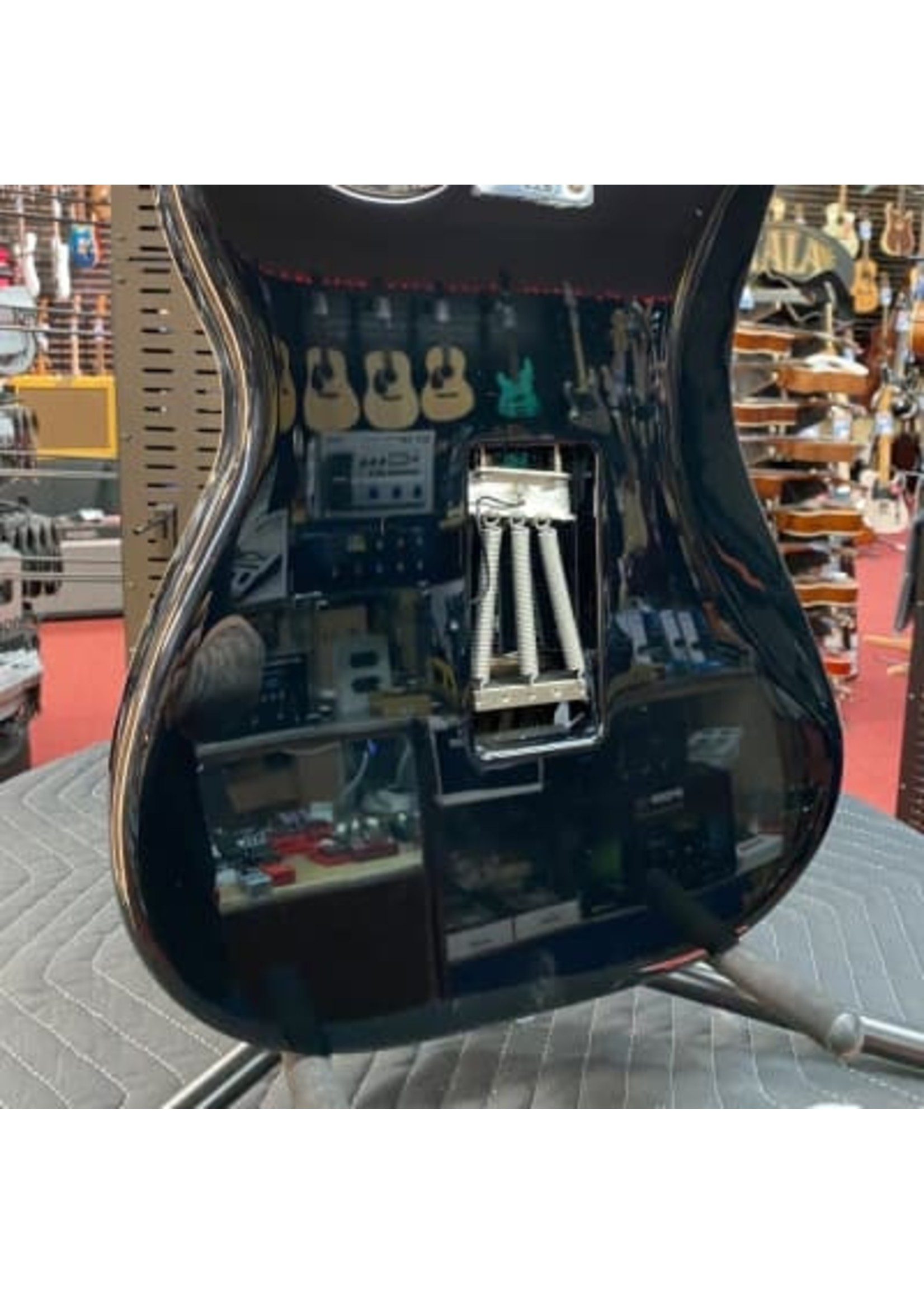 Fender Fender Tom Morello Stratocaster®, Rosewood Fingerboard, Black
