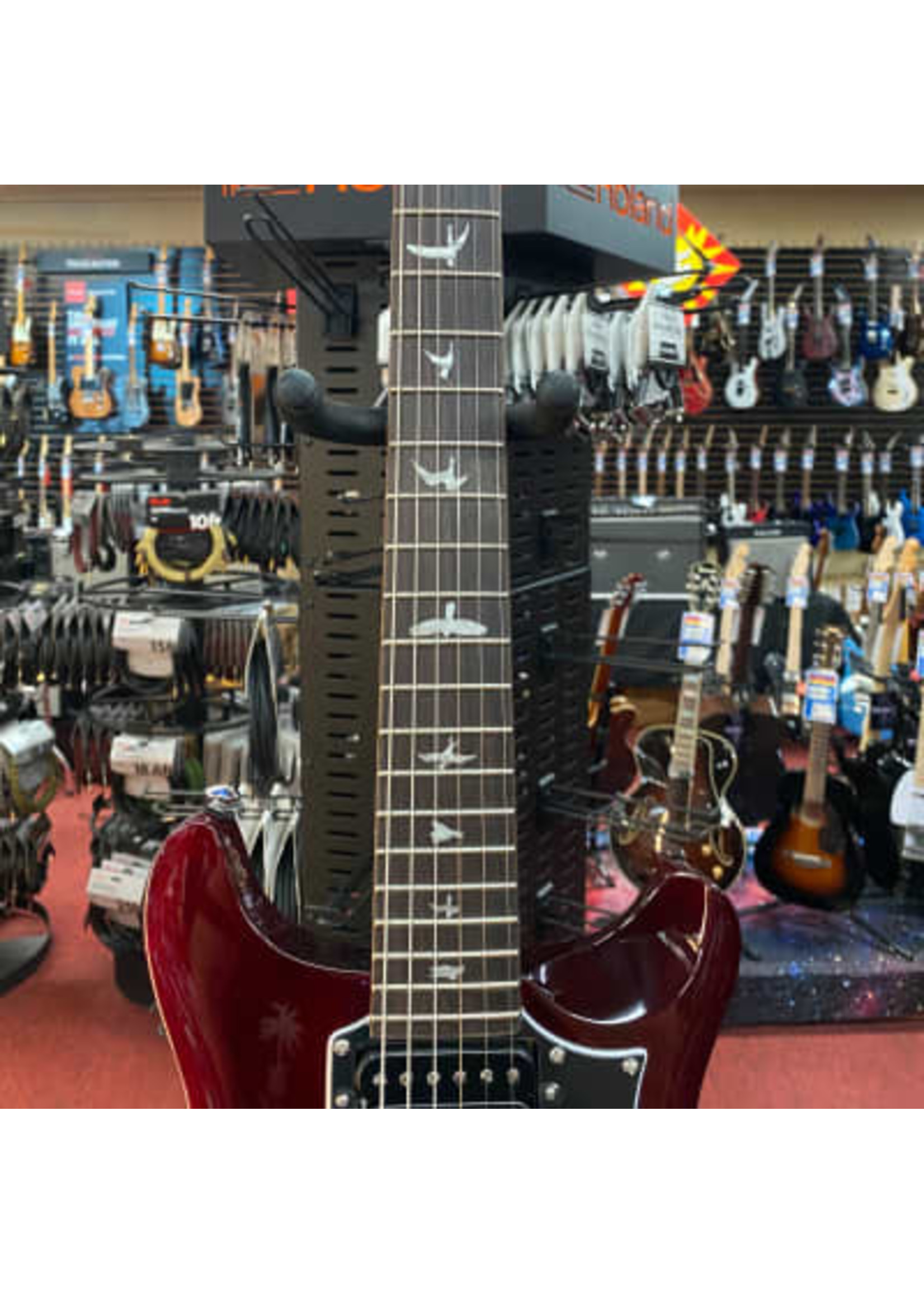 Paul Reed Smith PRS SE Mira Electric Guitar - Vintage Cherry