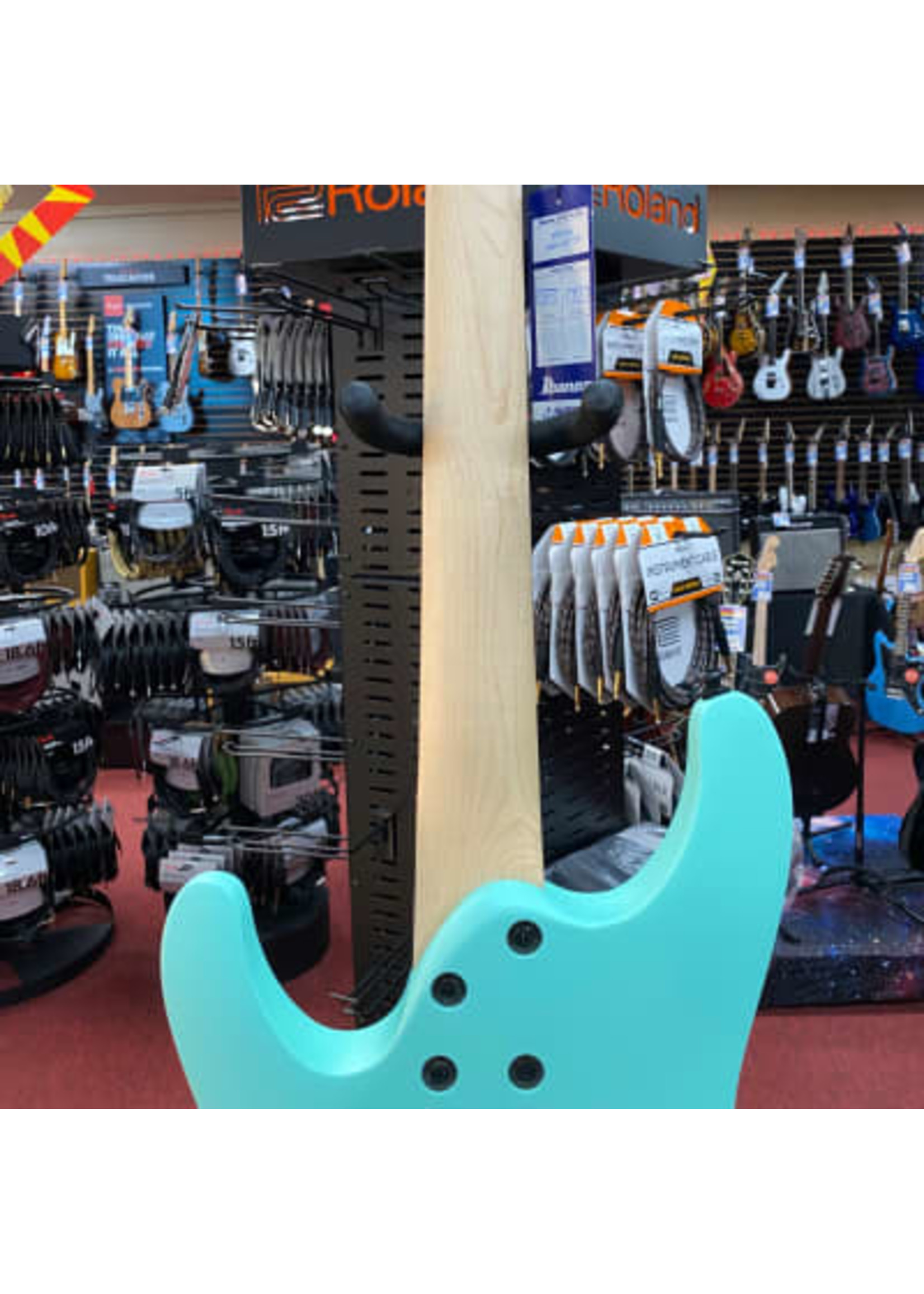 Ibanez Ibanez Standard S561 Electric Guitar - Sea Foam Green Matte