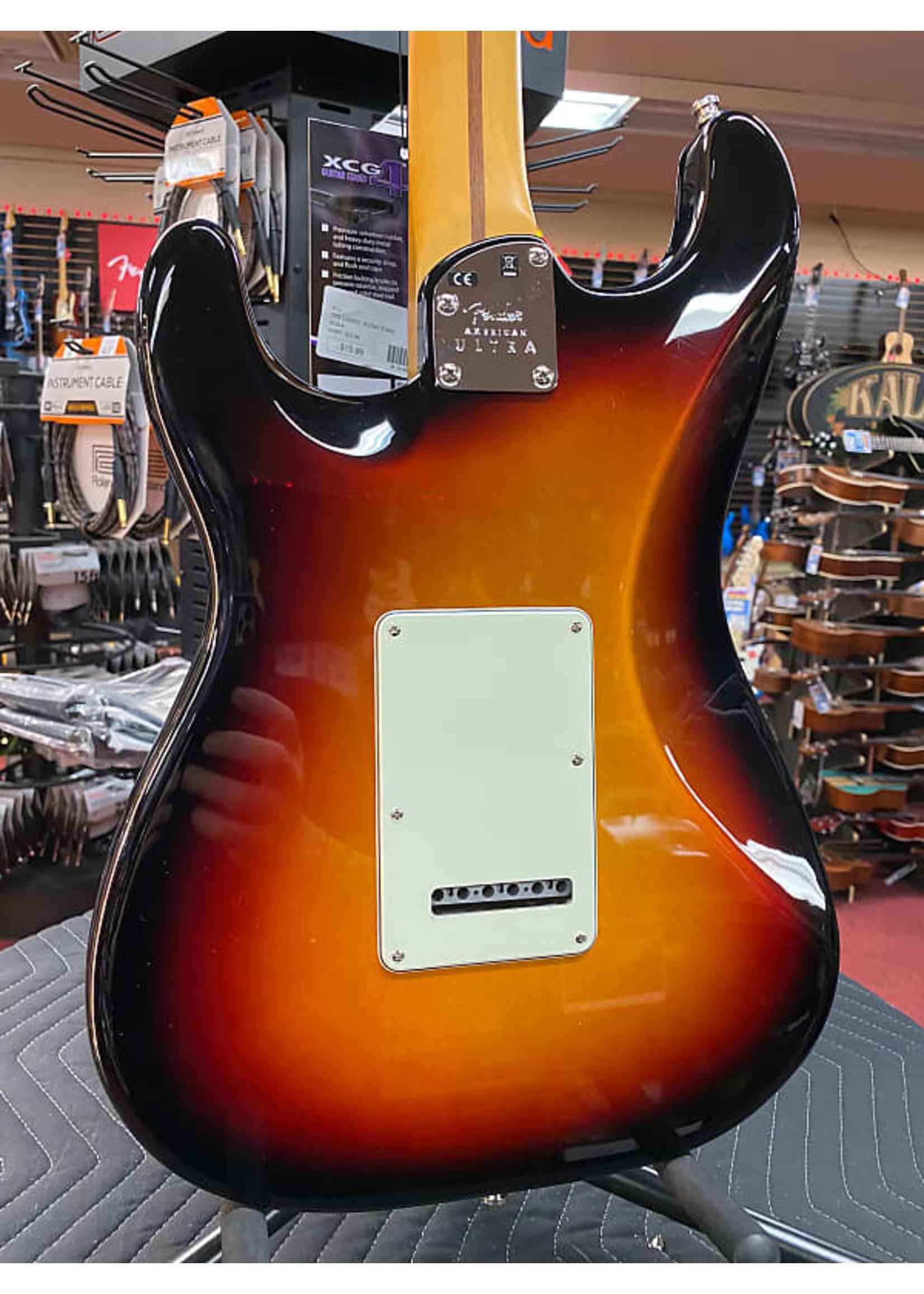 Fender Fender American Ultra Stratocaster®, Rosewood Fingerboard, Ultraburst