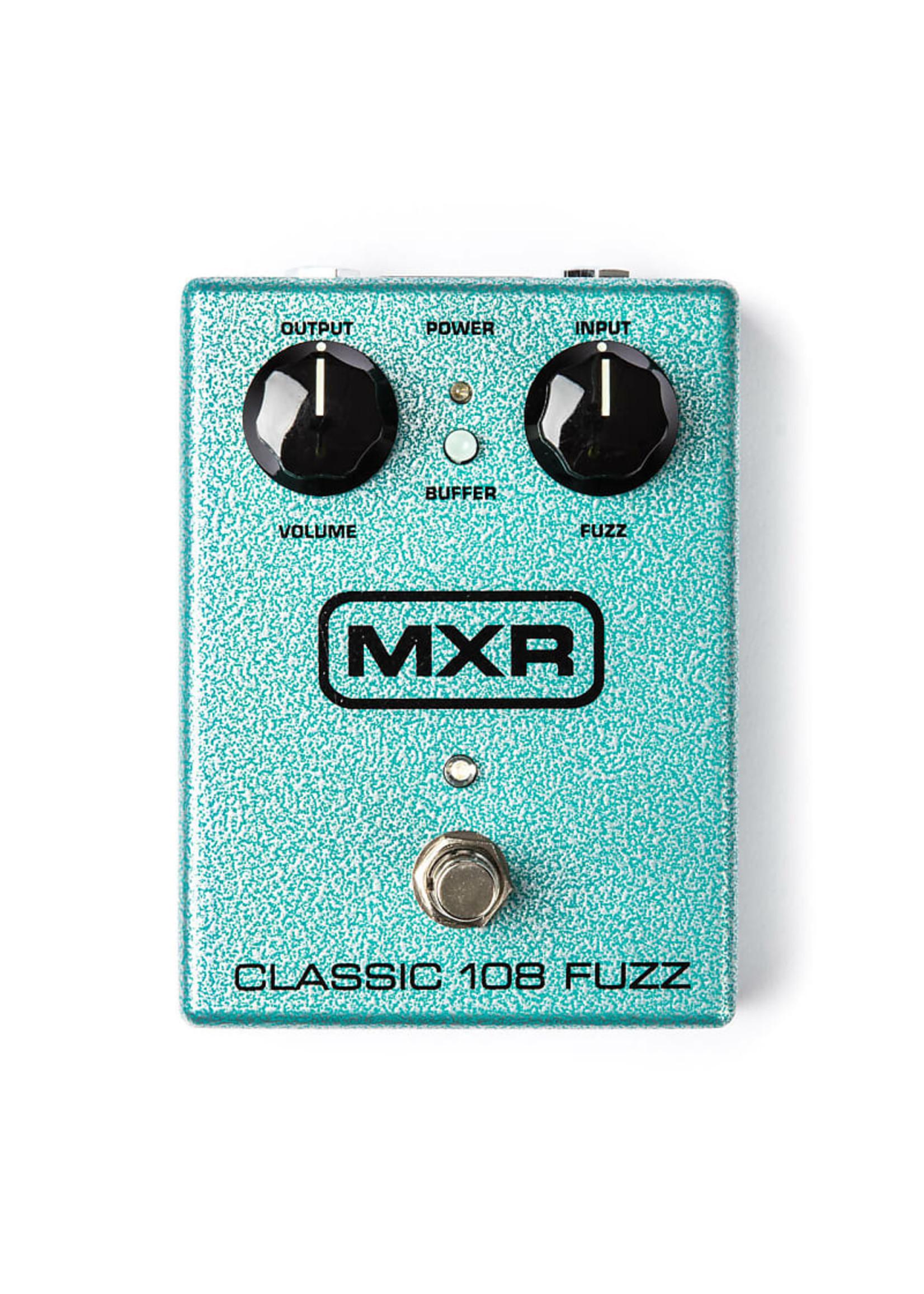 MXR MXR M173 Classic 108 Fuzz Pedal