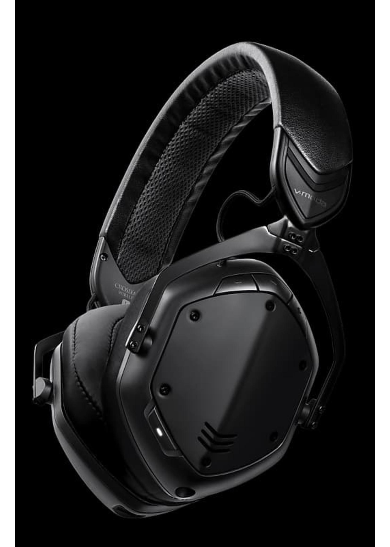 V-MODA Moda XFBT2A-MBLACK Crossfade 2 Wireless Codex Headphones