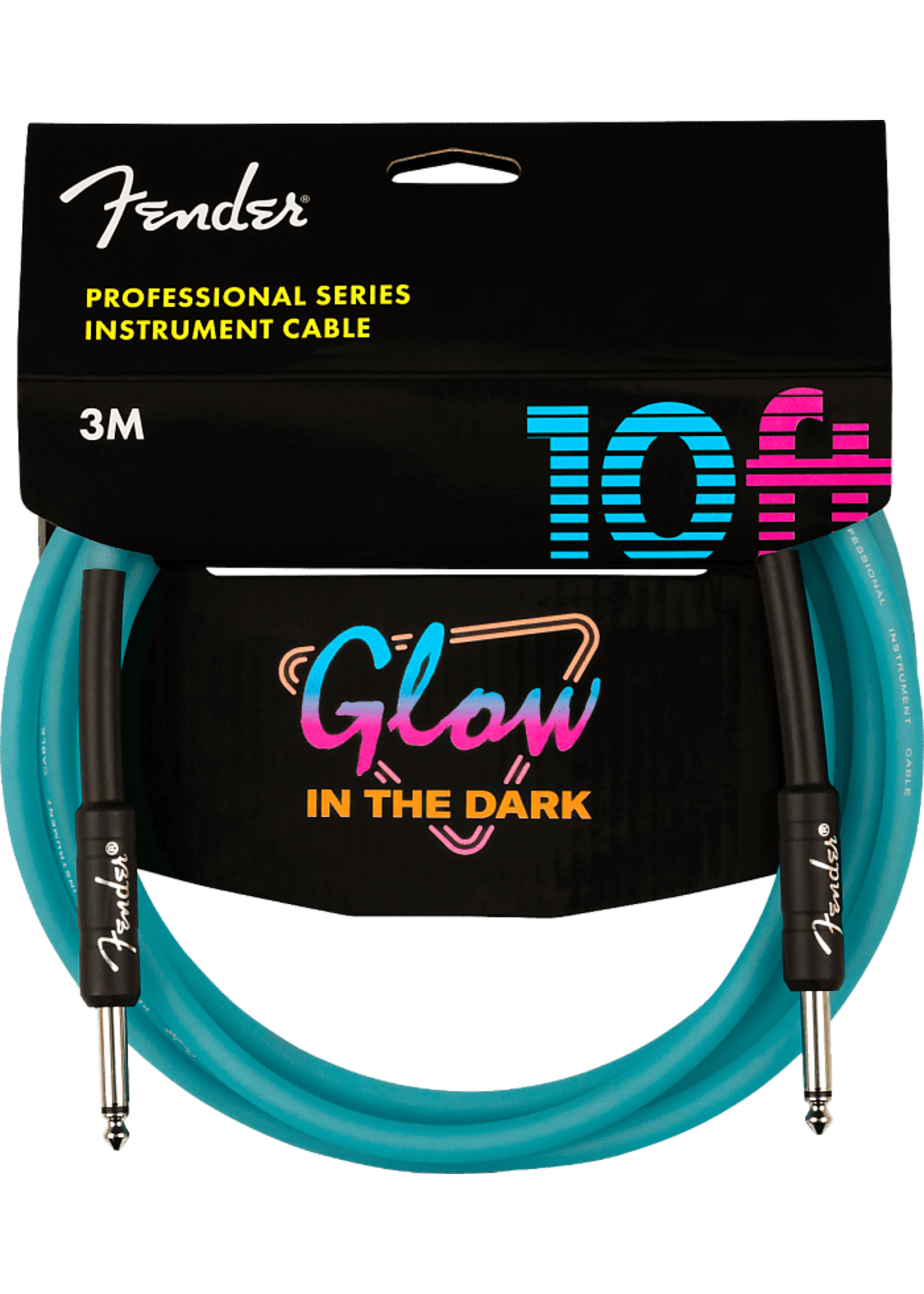Fender Fender Glow in the Dark Patch Cable