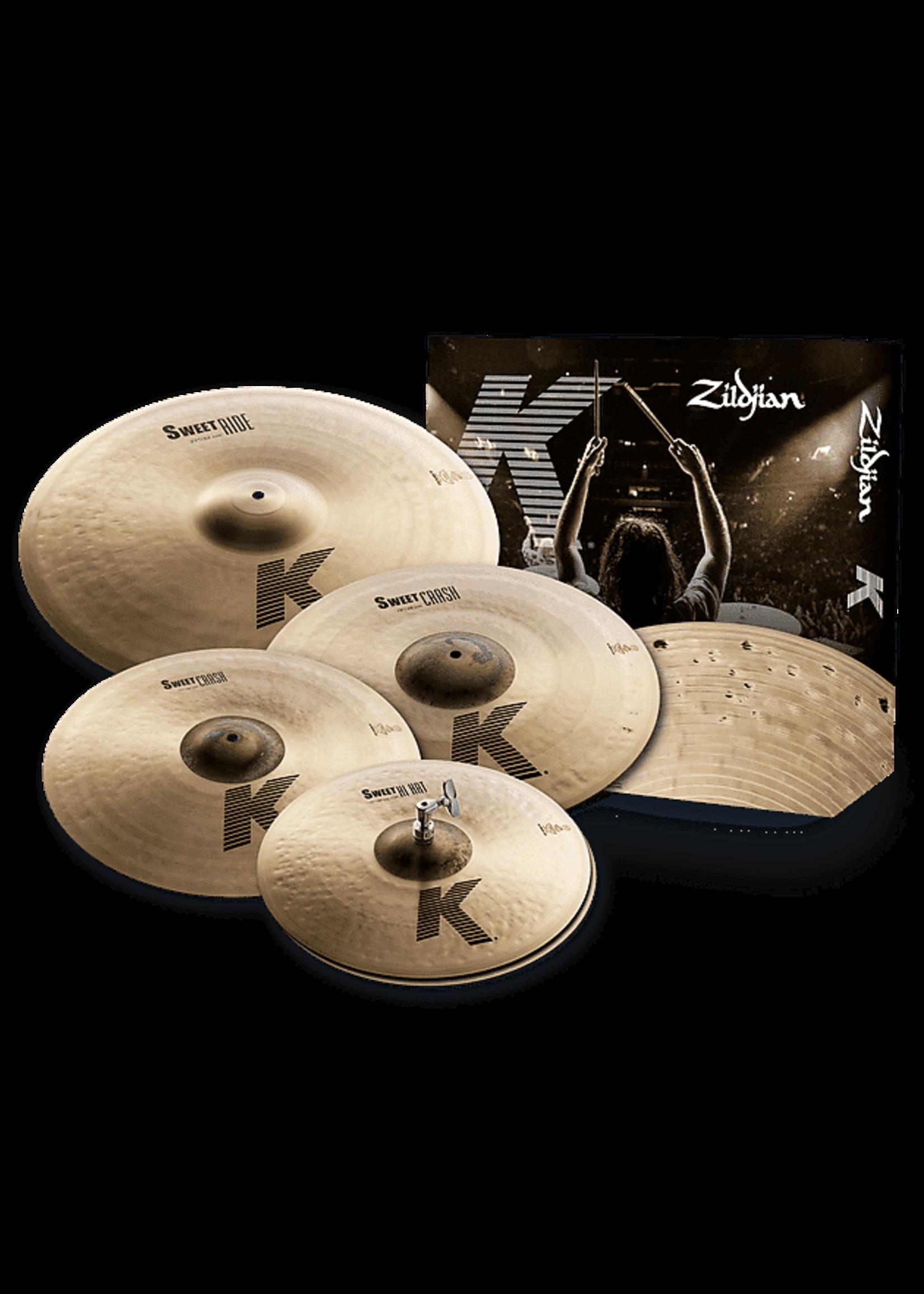 Zildjian Zildjian KS5791 K Sweet Cymbal Pack